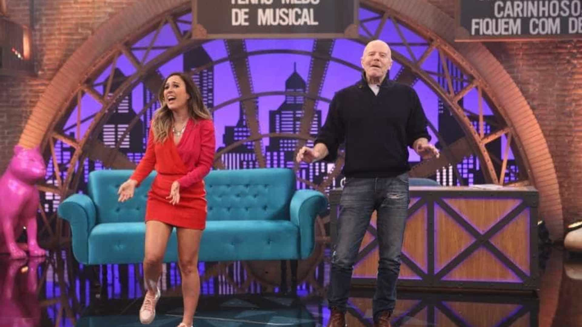 Miguel Falabella revela clima 'insuportável' com Maitê Proença na Globo