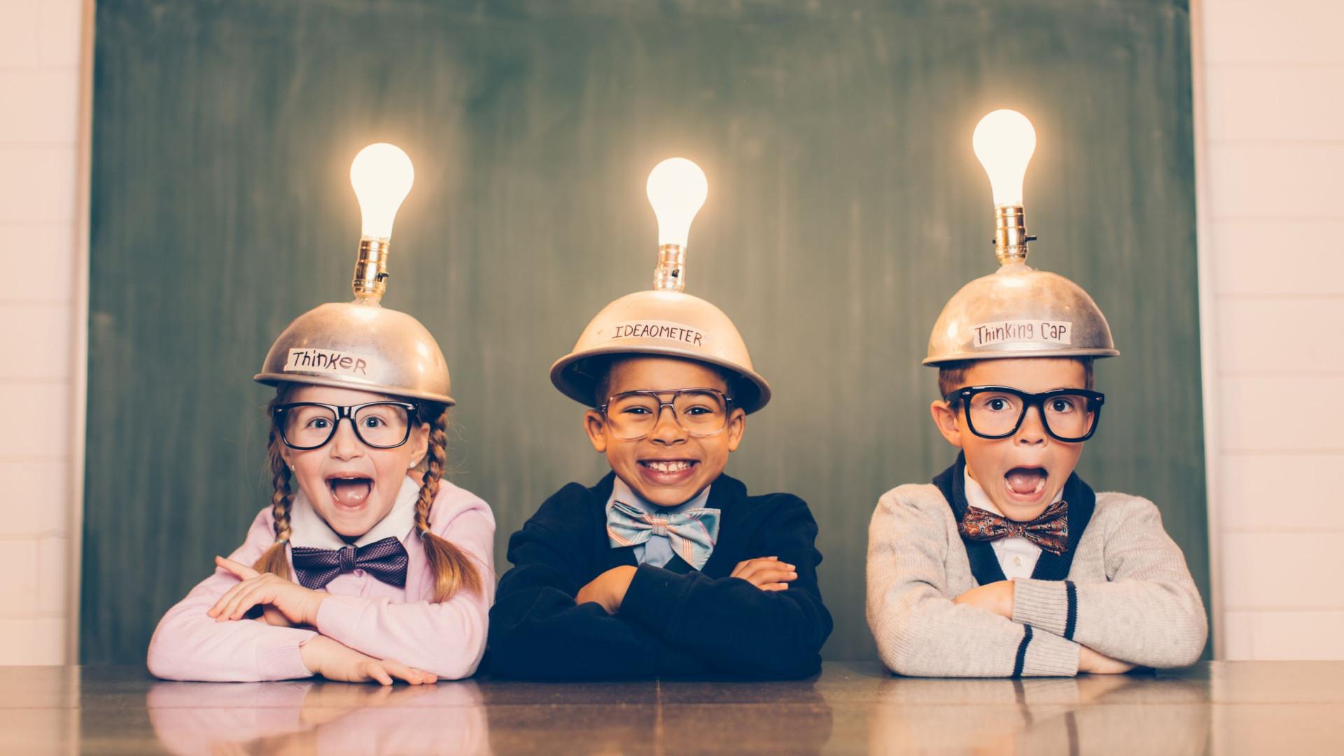 Sete sinais de que você é mais inteligente do que a média