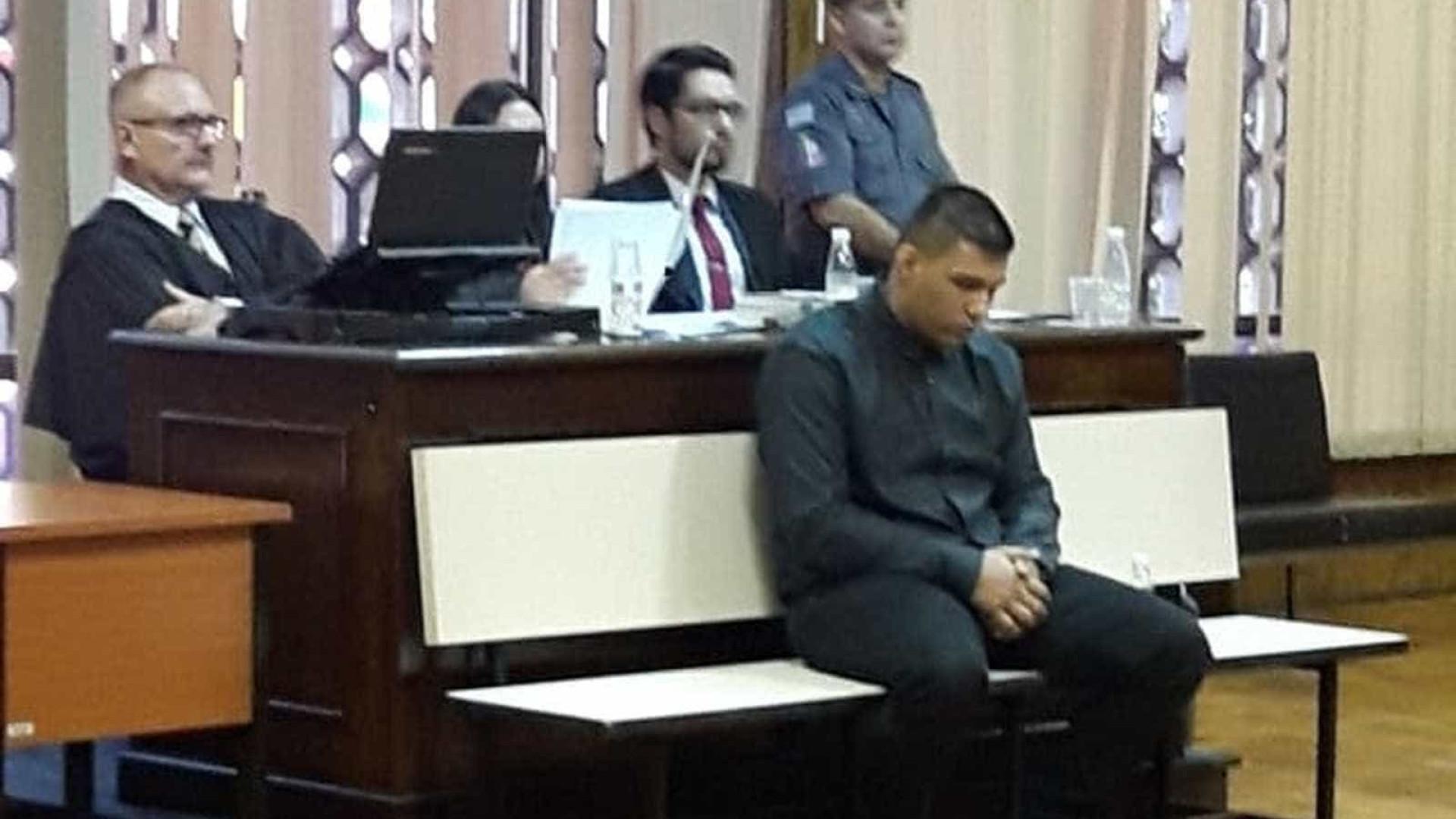 Lutador acusado de agredir ex-mulher é condenado a sete anos de prisão