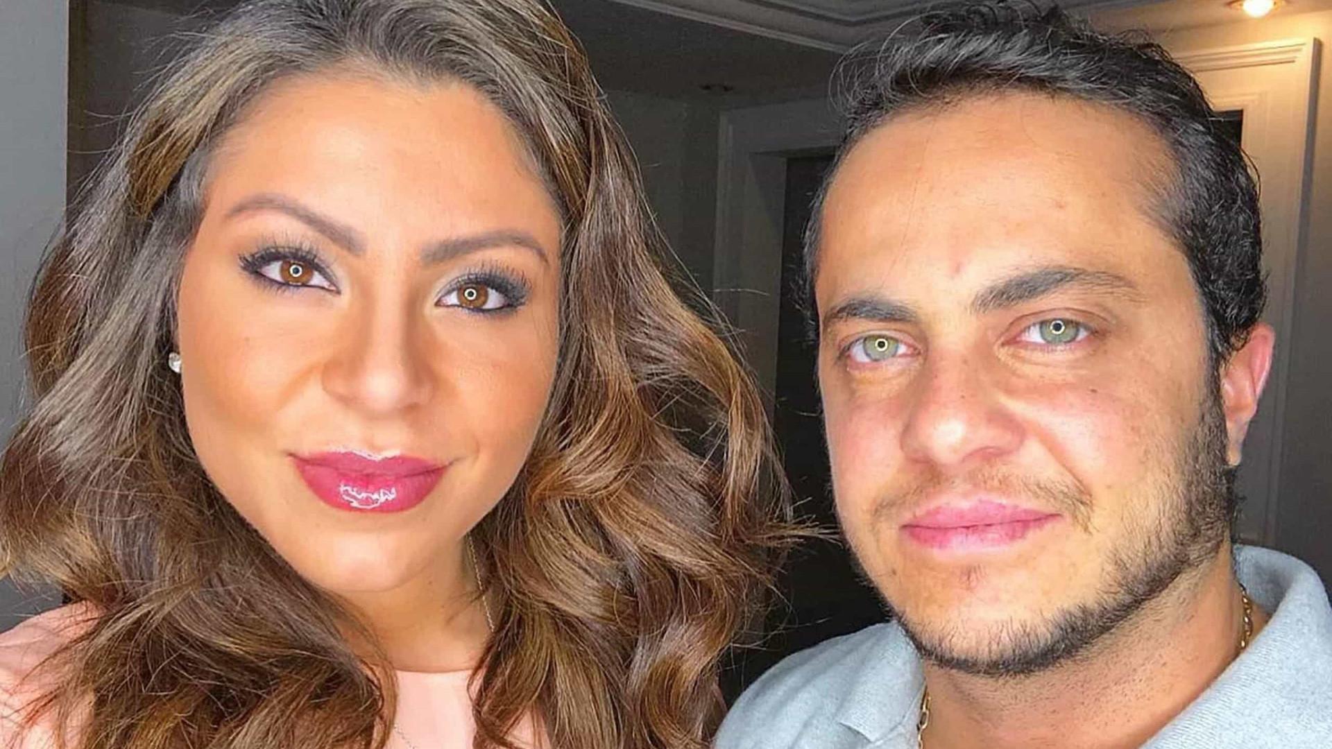 Thammy e Andressa revelam que ficaram sem sexo por conta da gravidez