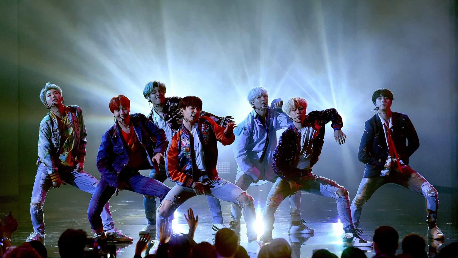 BTS anuncia primeira live para junho com venda de ingressos online