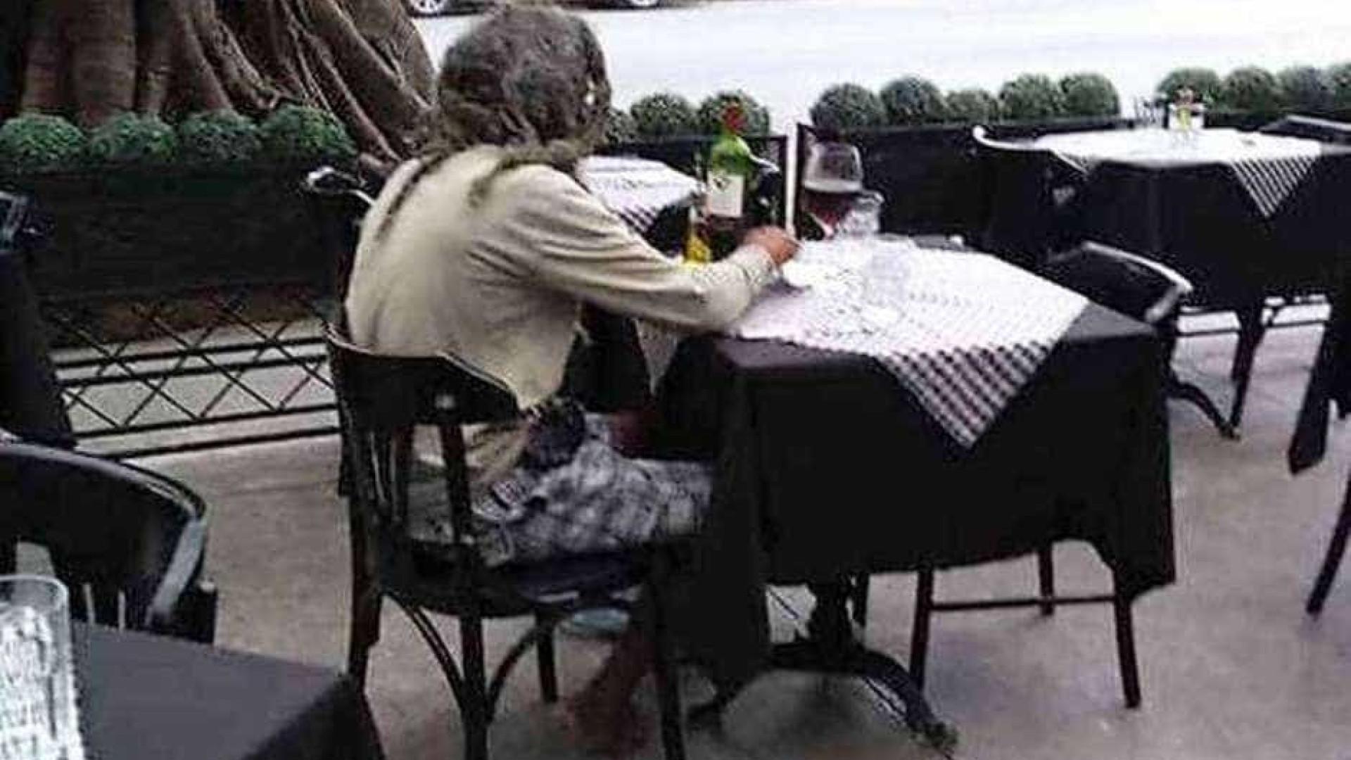 Catador é atendido em restaurante chique de BH e viraliza na internet