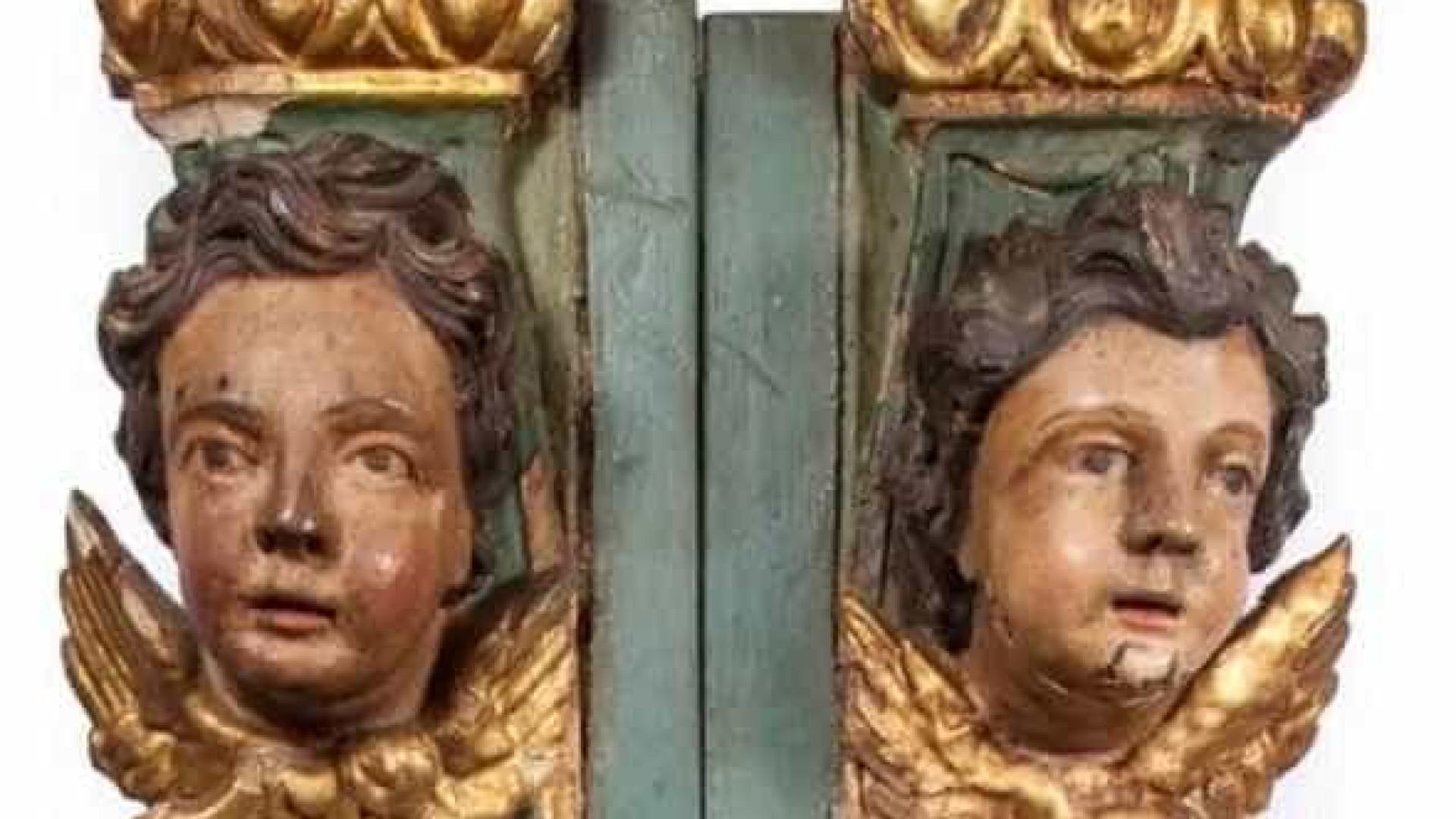 Adornos de igreja no Rio desaparecidos há 40 anos são recuperados