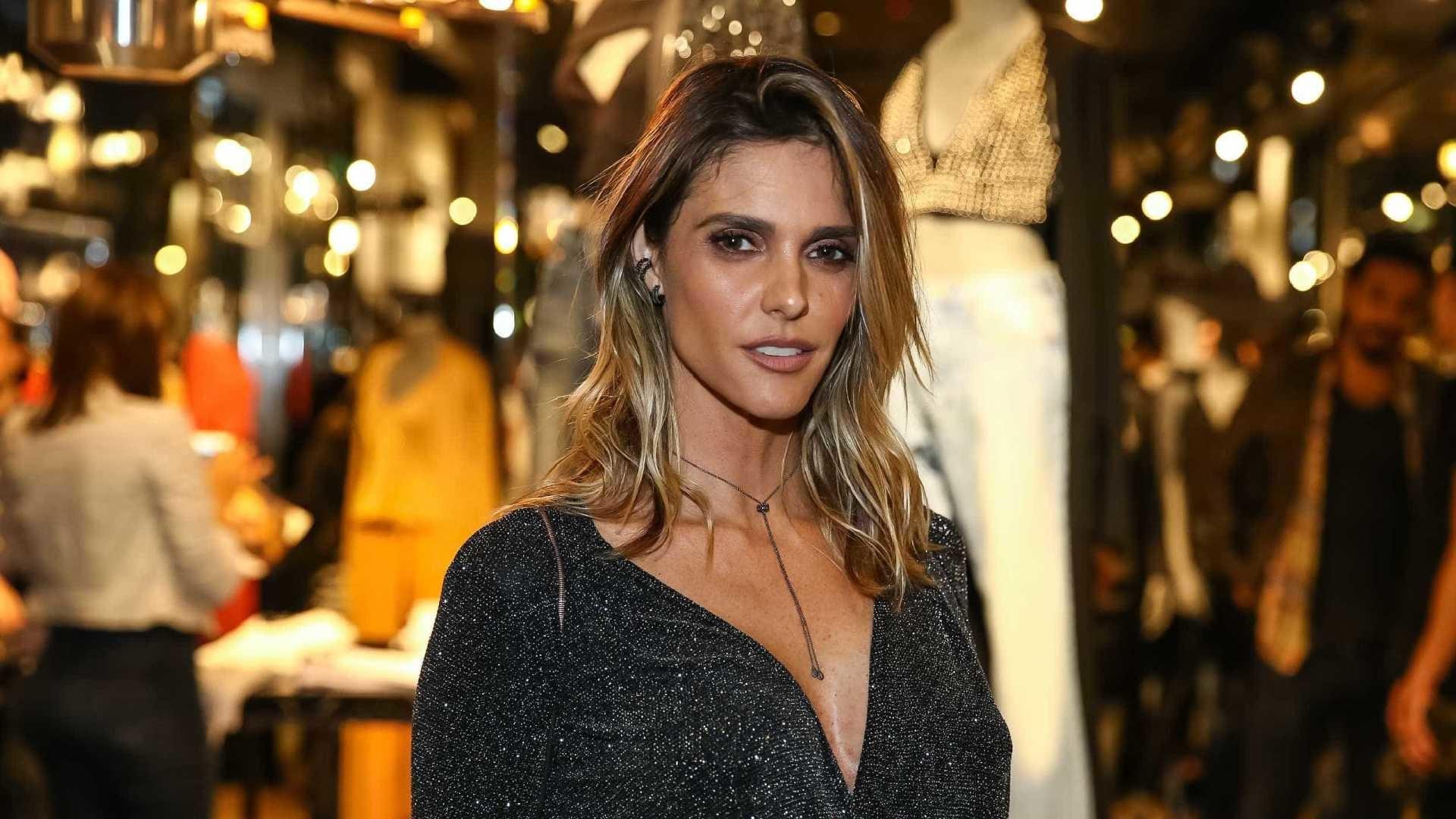 Fernanda Lima diz que pai está em estado grave após Covid-19