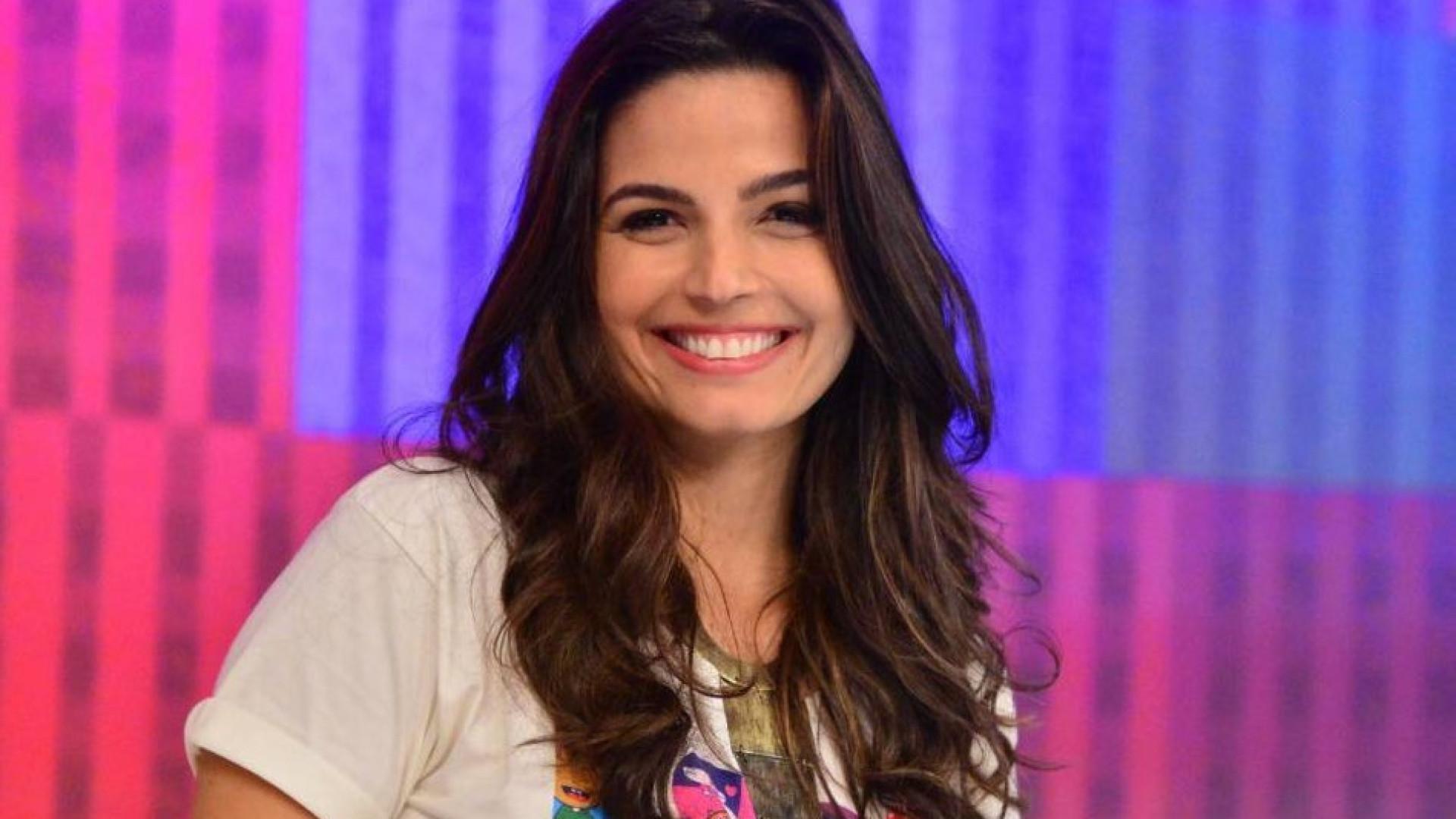 Emanuelle Araújo é escolhida nova musa da banda do Cordão da Bola Preta, no Rio