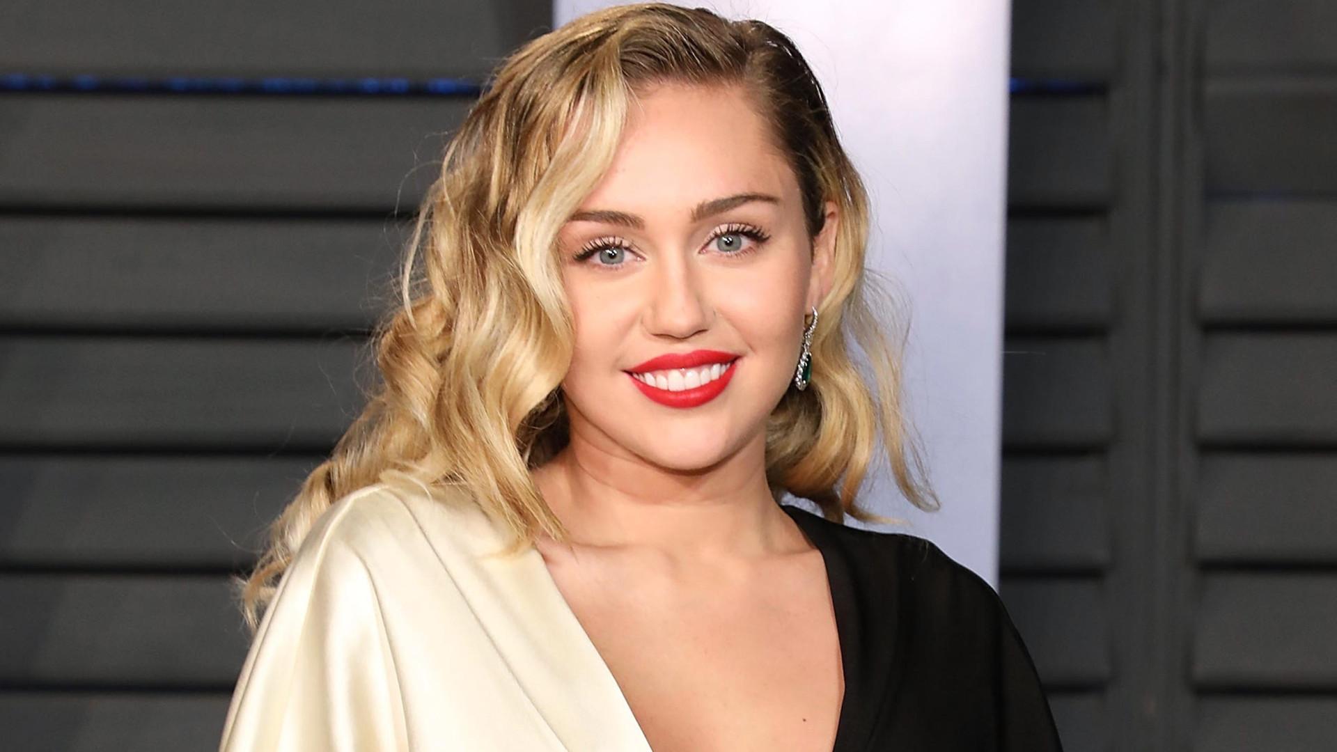 Miley Cyrus diz não querer filhos para eles não lidar com a Terra