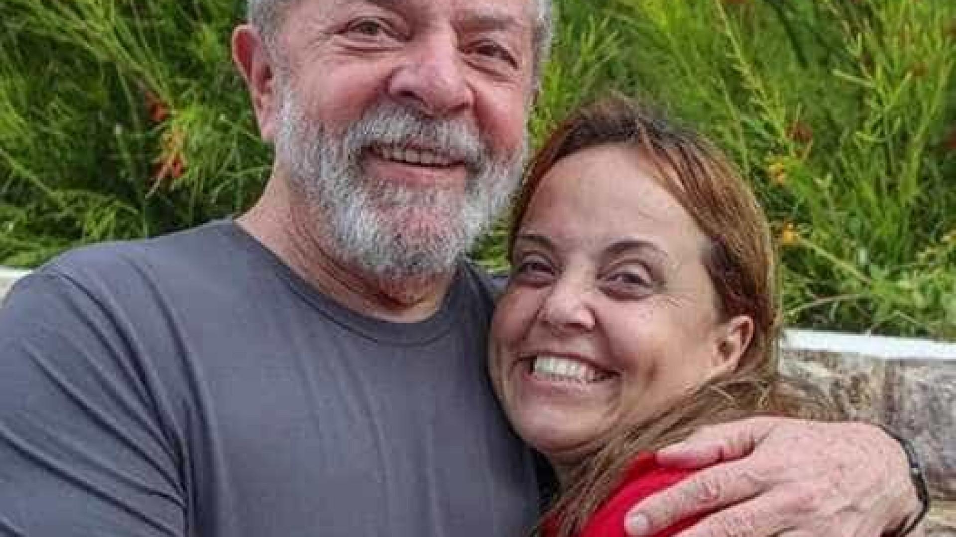 Sempre acham que a gente é rico, diz filha de Lula