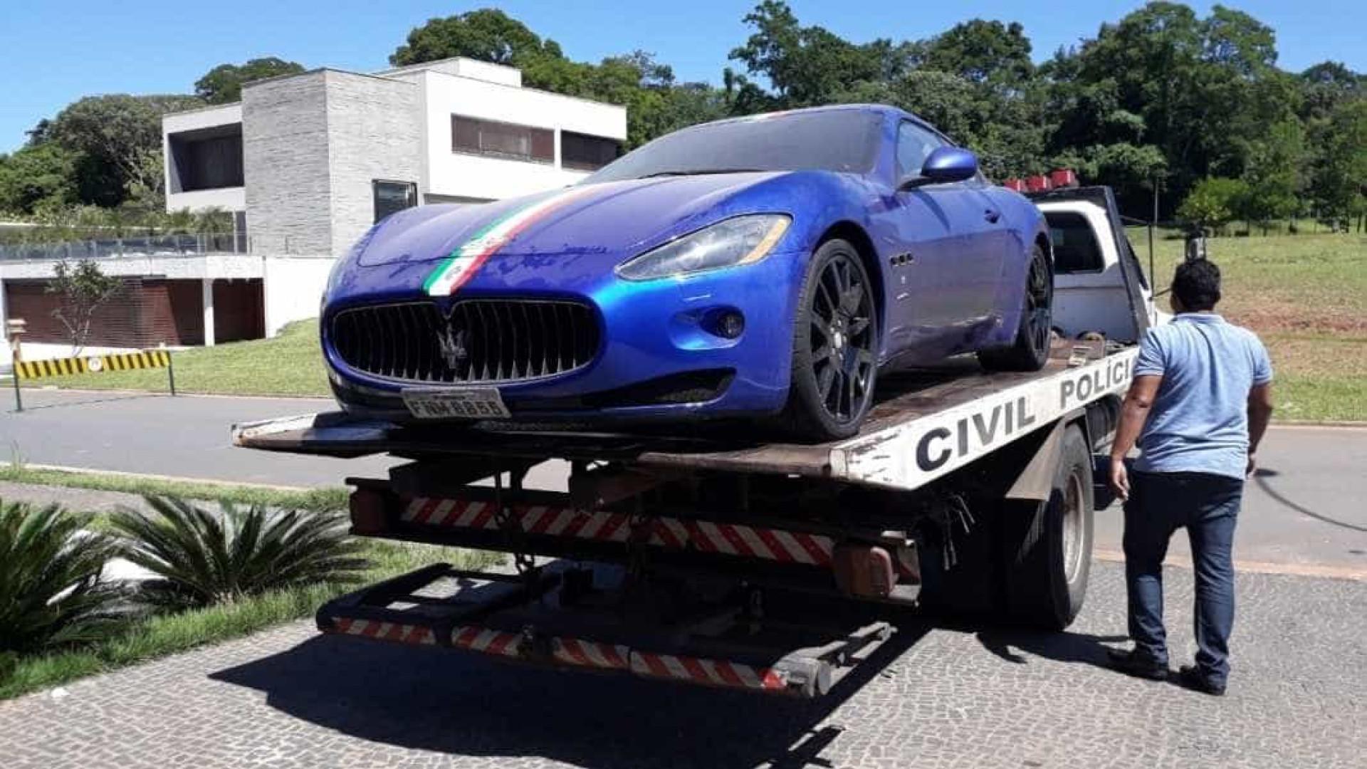 Polícia prende 9 membros de facção com 20 carros de luxo e R$ 7,2 mi