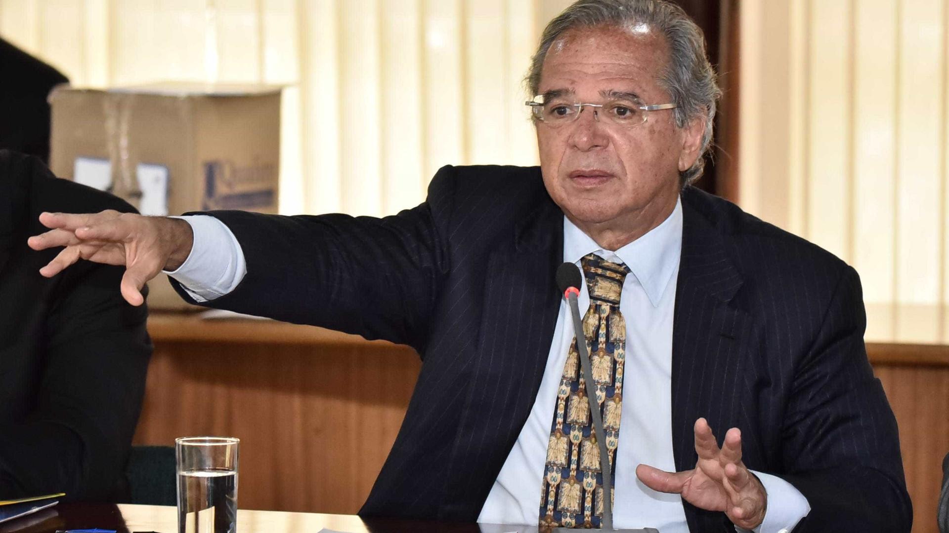 Guedes discute agenda econômica pós-Previdência e até 2022