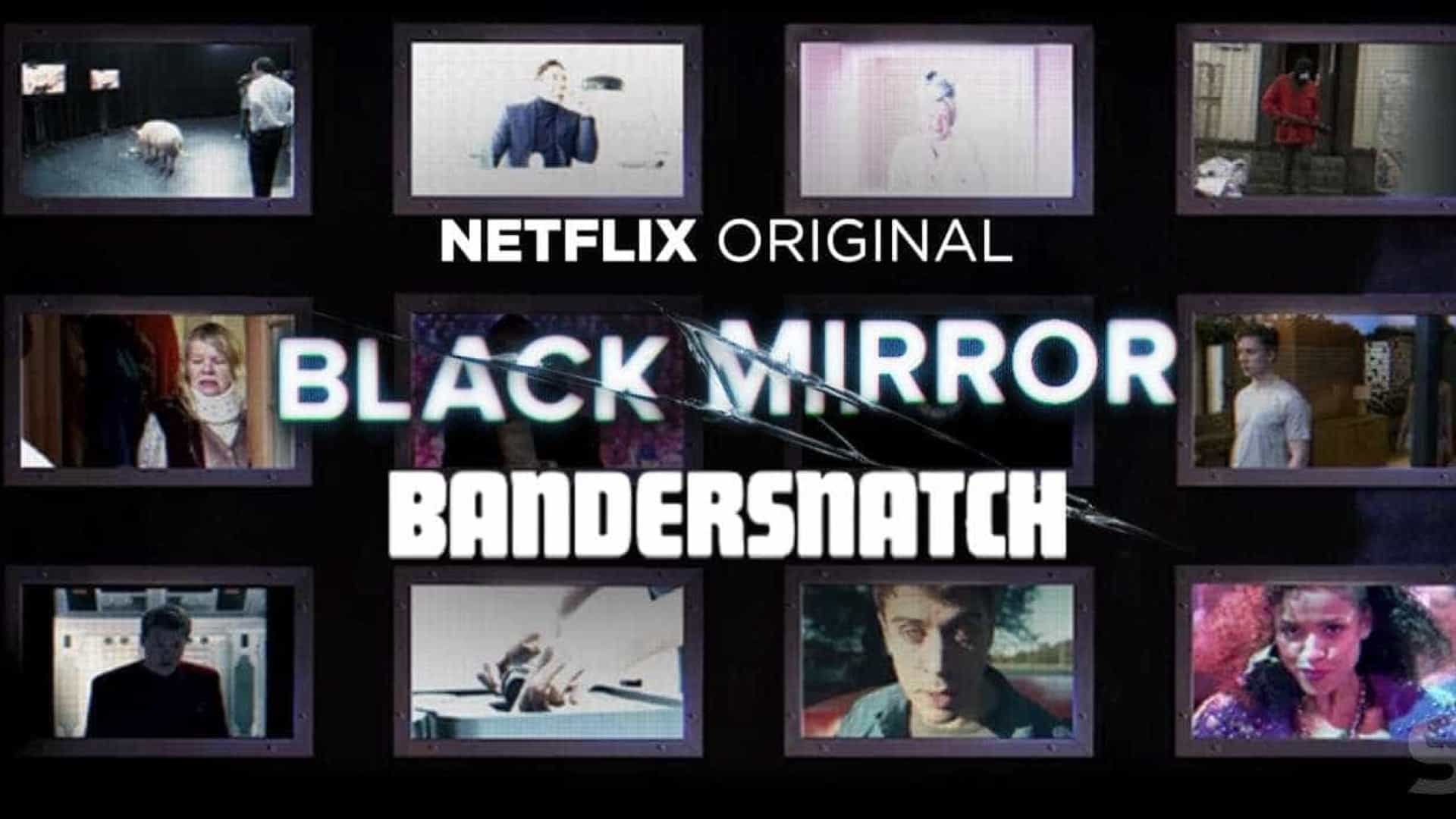 Netflix divulga trailer e de 'Black Mirror: Bandersnatch'