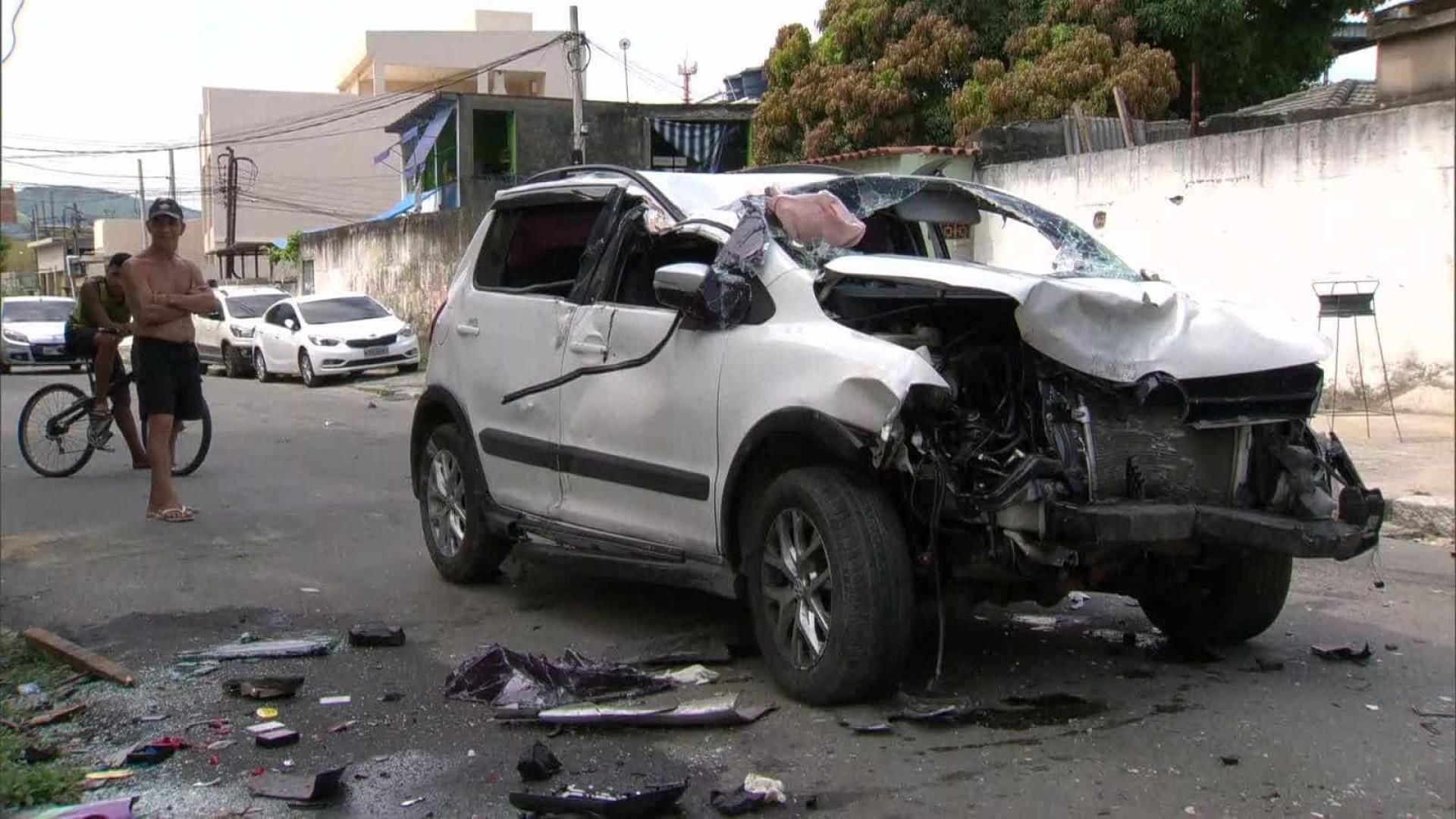 Perseguição após roubo termina com 4 mortos e 3 feridos no Rio