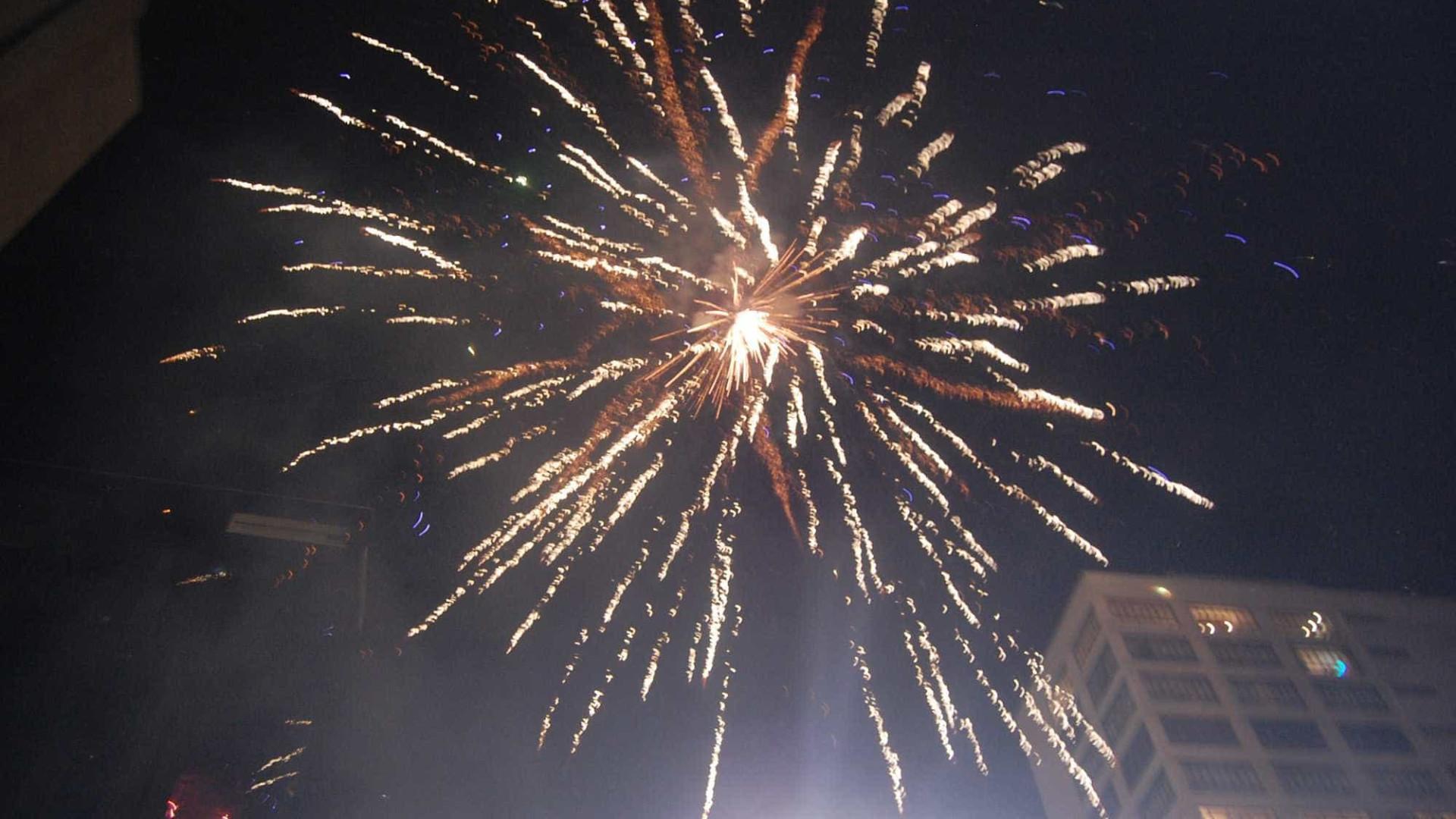 Réveillon na Paulista tem festa com fogos 'silenciosos' pouco notados