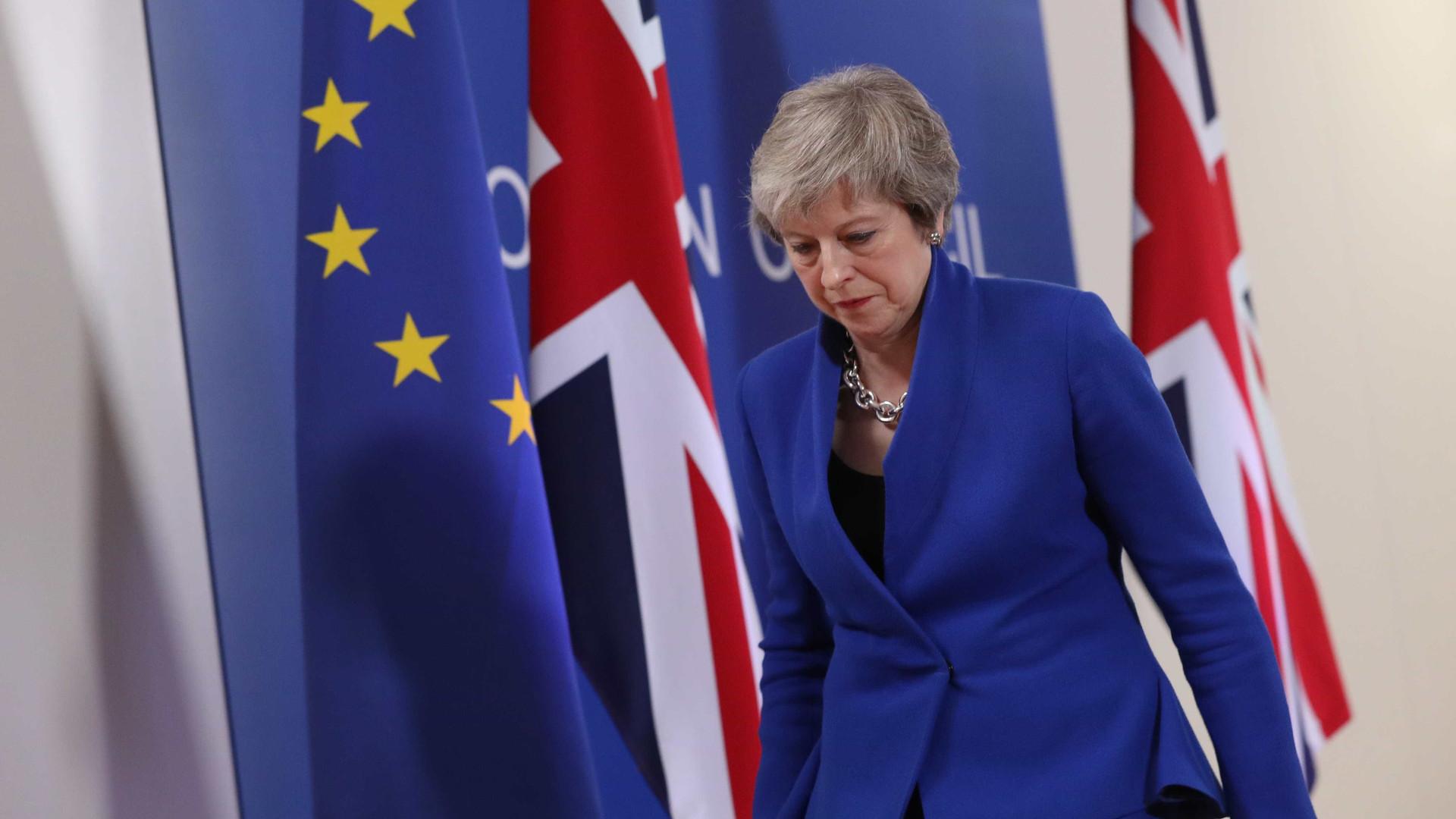 Brexit: Reino Unido conta com Alemanha para alcançar plano B