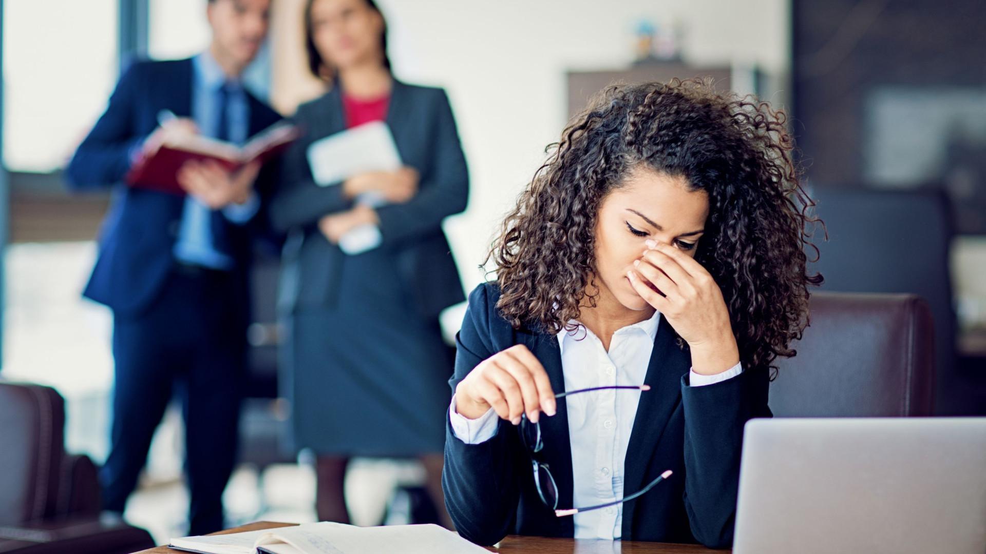 Estresse no trabalho vira doença, afirma OMS