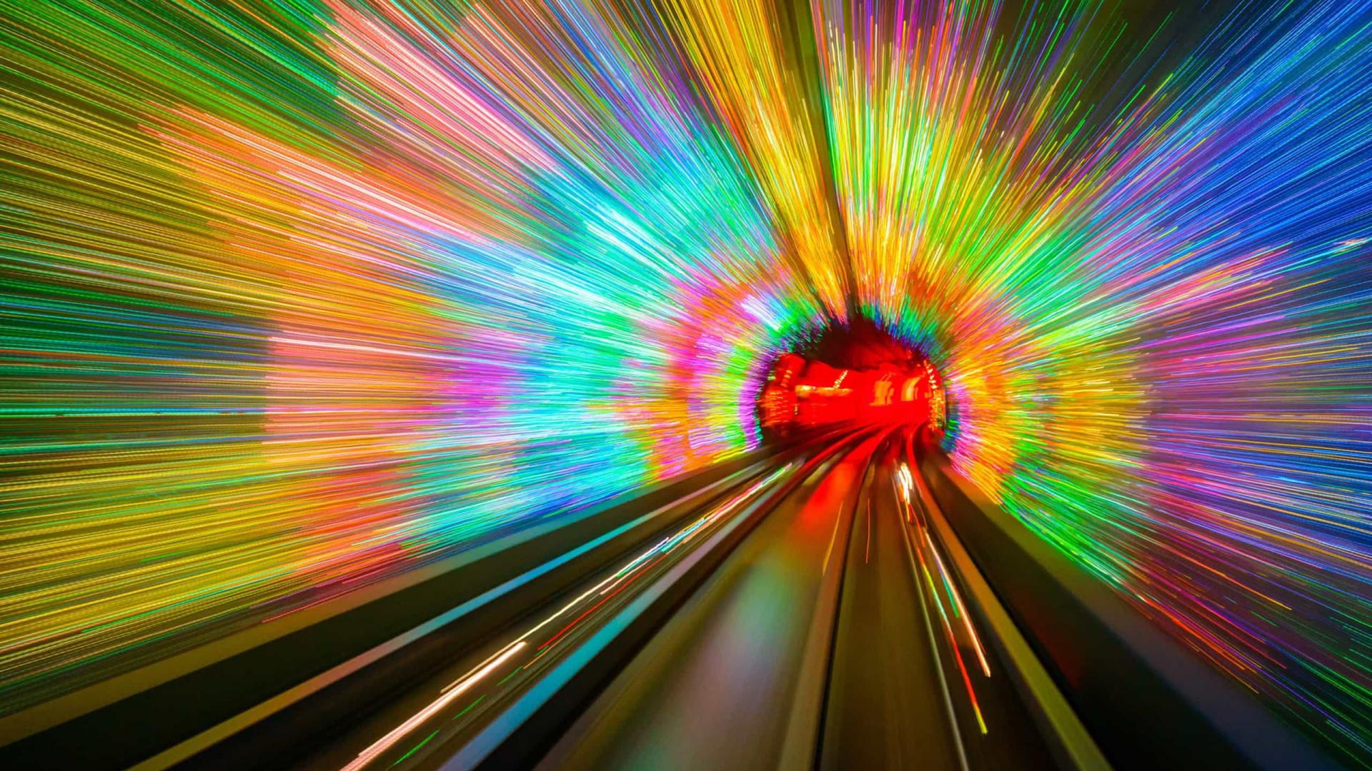 Veja o interior dos túneis mais belos do mundo!