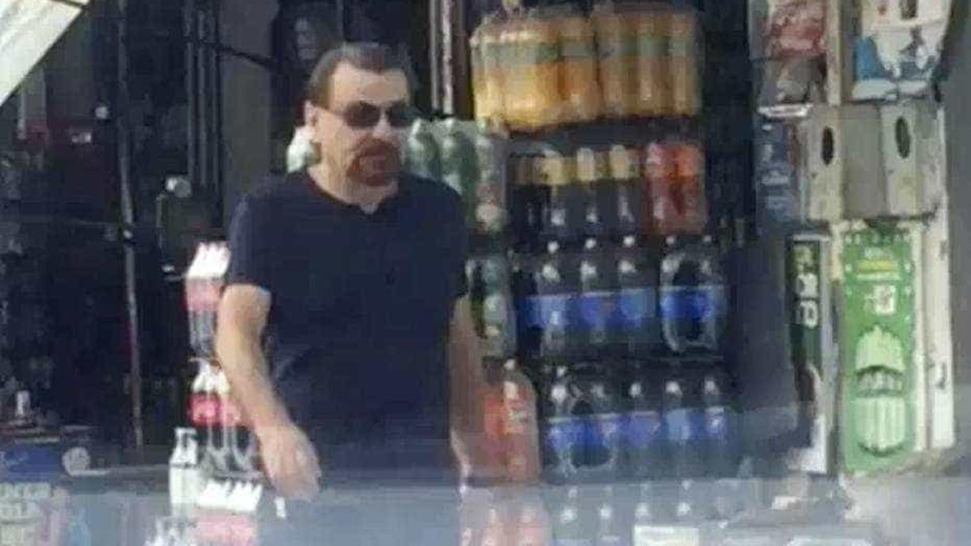 Vídeo mostra Battisti pouco antes da prisão na Bolívia