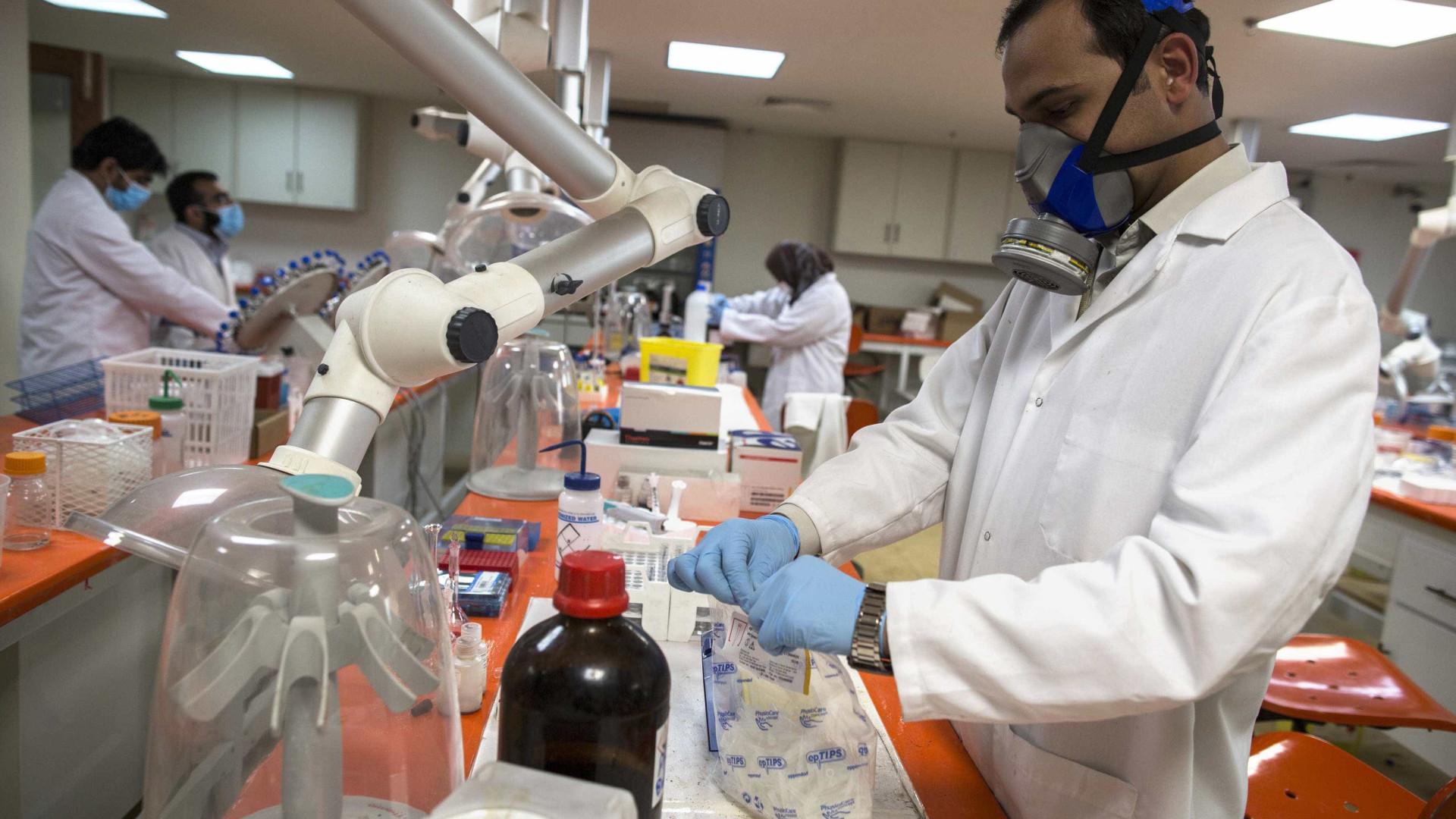 OMS muda orientações sobre testes para coronavírus