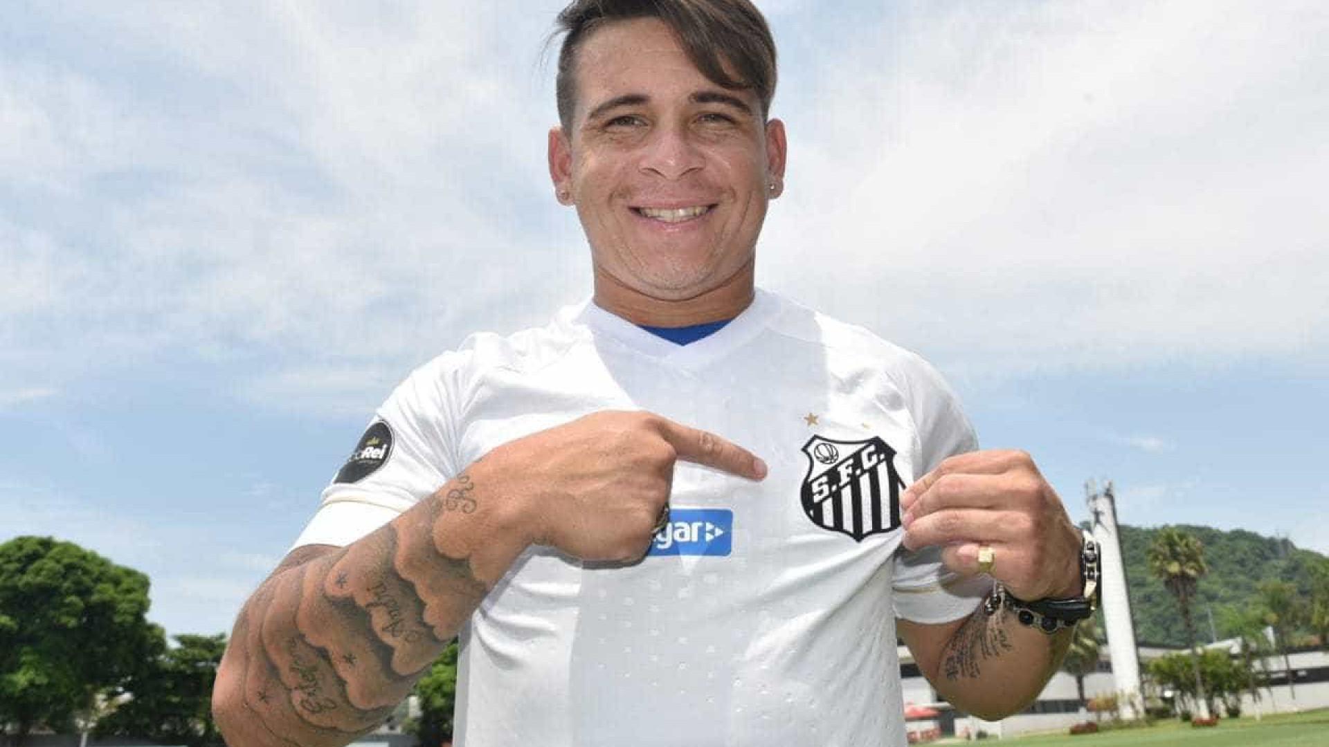 Santos renova contrato de Soteldo e frustra Atlético-MG