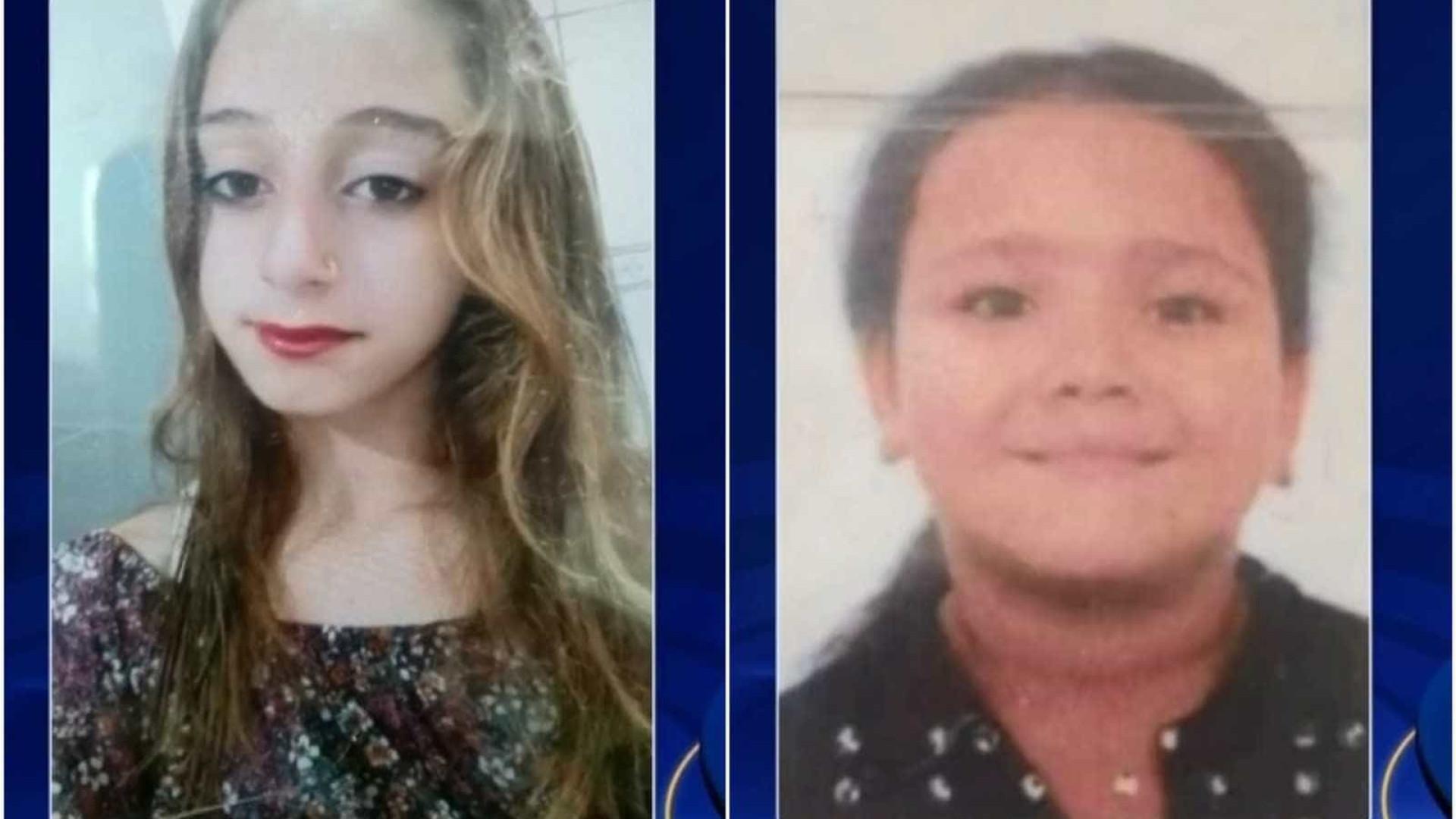 Meninas desaparecidas em Jundiaí são encontradas no centro de SP