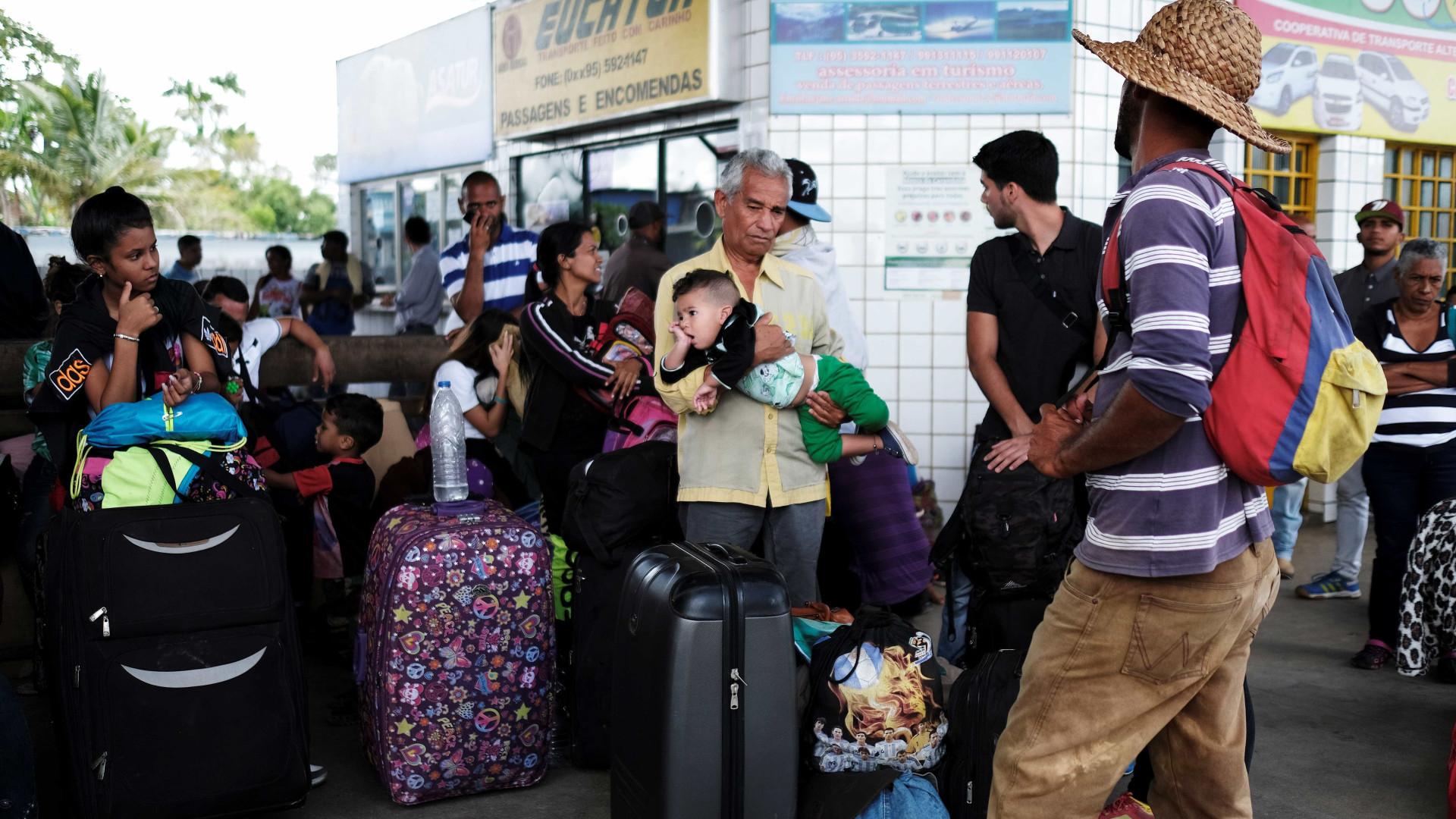 Roraima pede apoio para conter impactos da migração venezuelana