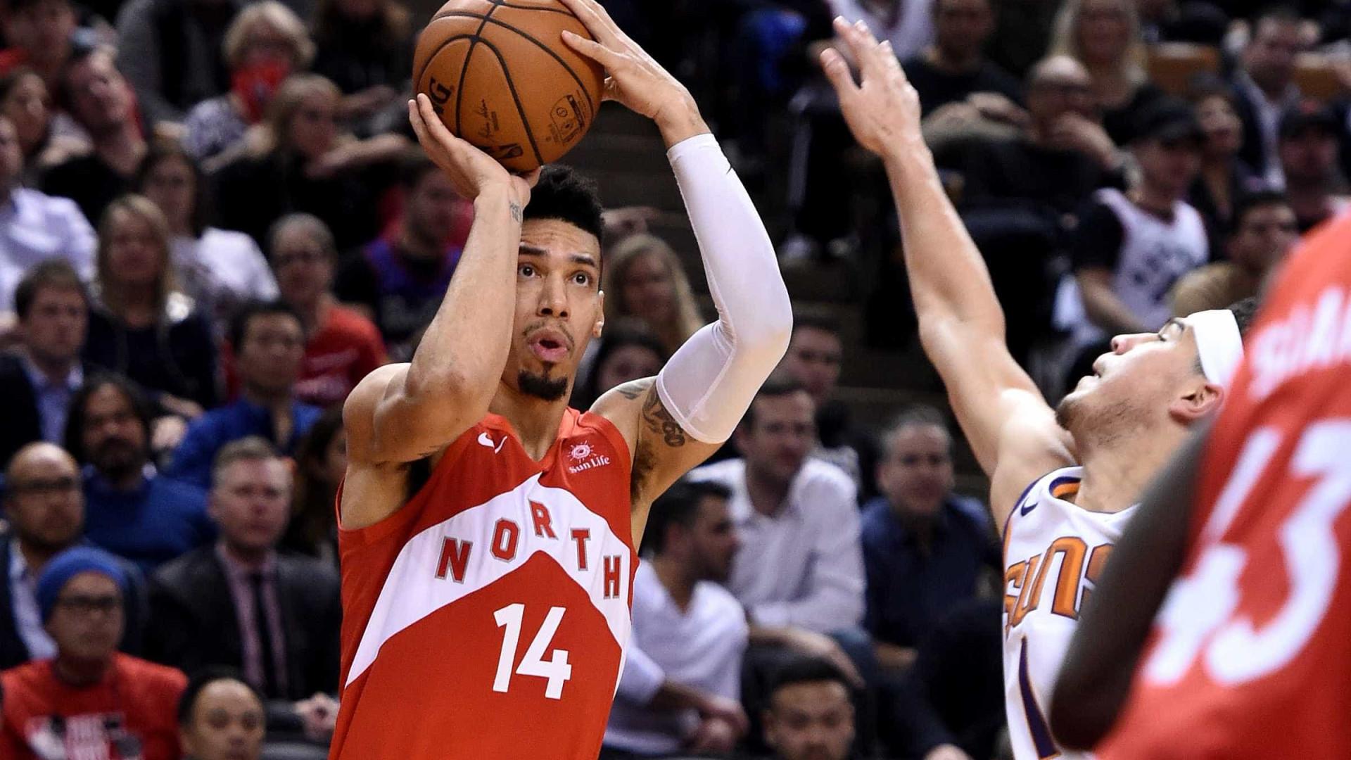 Vice-líderes das conferências, Raptors e Nuggets vencem rodada da NBA