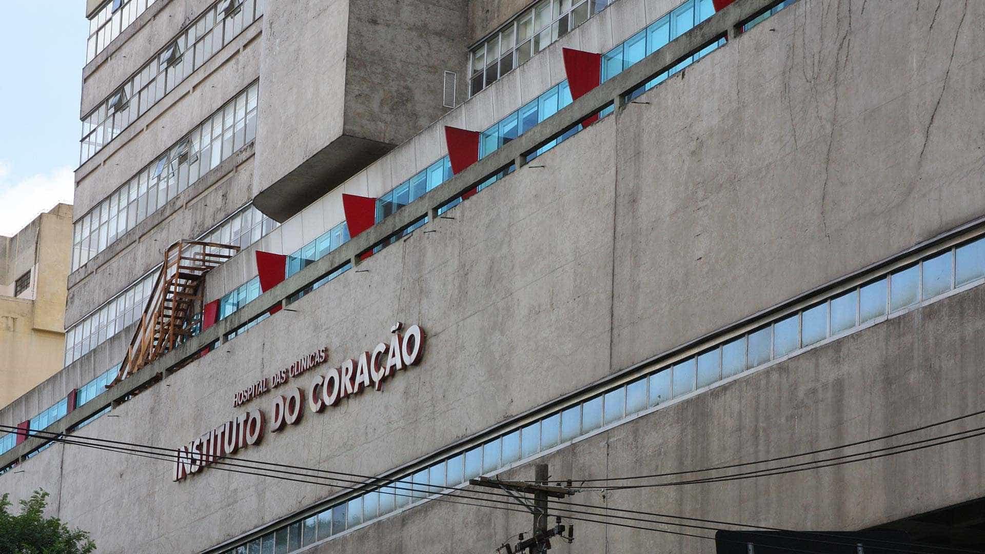 Incêndio é controlado no Instituto do Coração de São Paulo