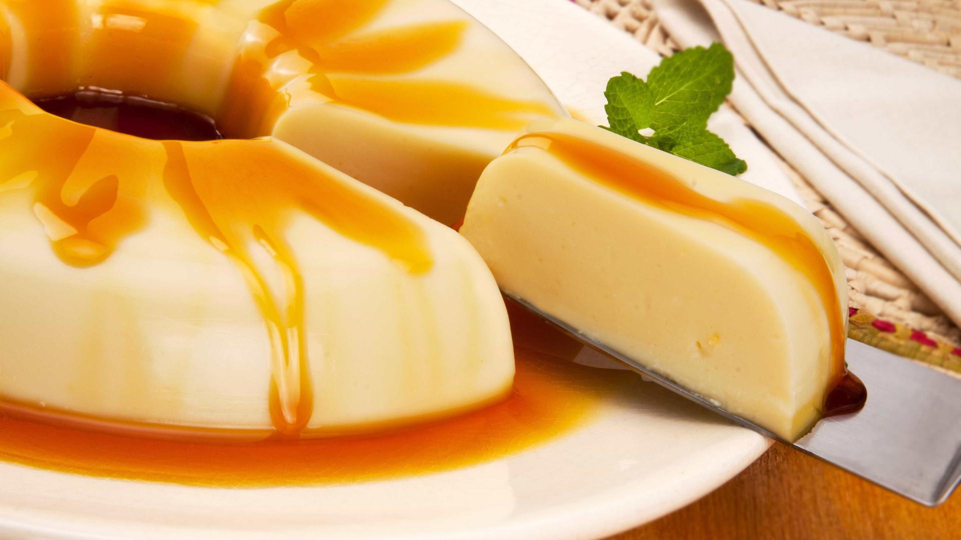 Pudim de ricota com mel é excelente para aproveitar queijo; aprenda