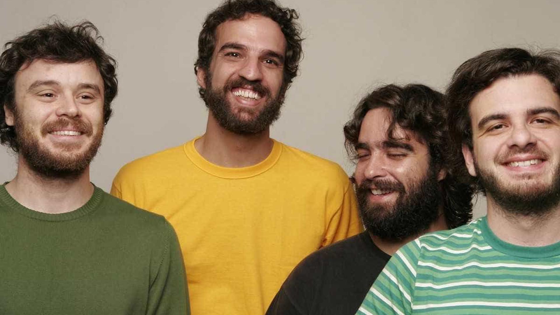 Los Hermanos abre turnê com show em Salvador e toca música nova