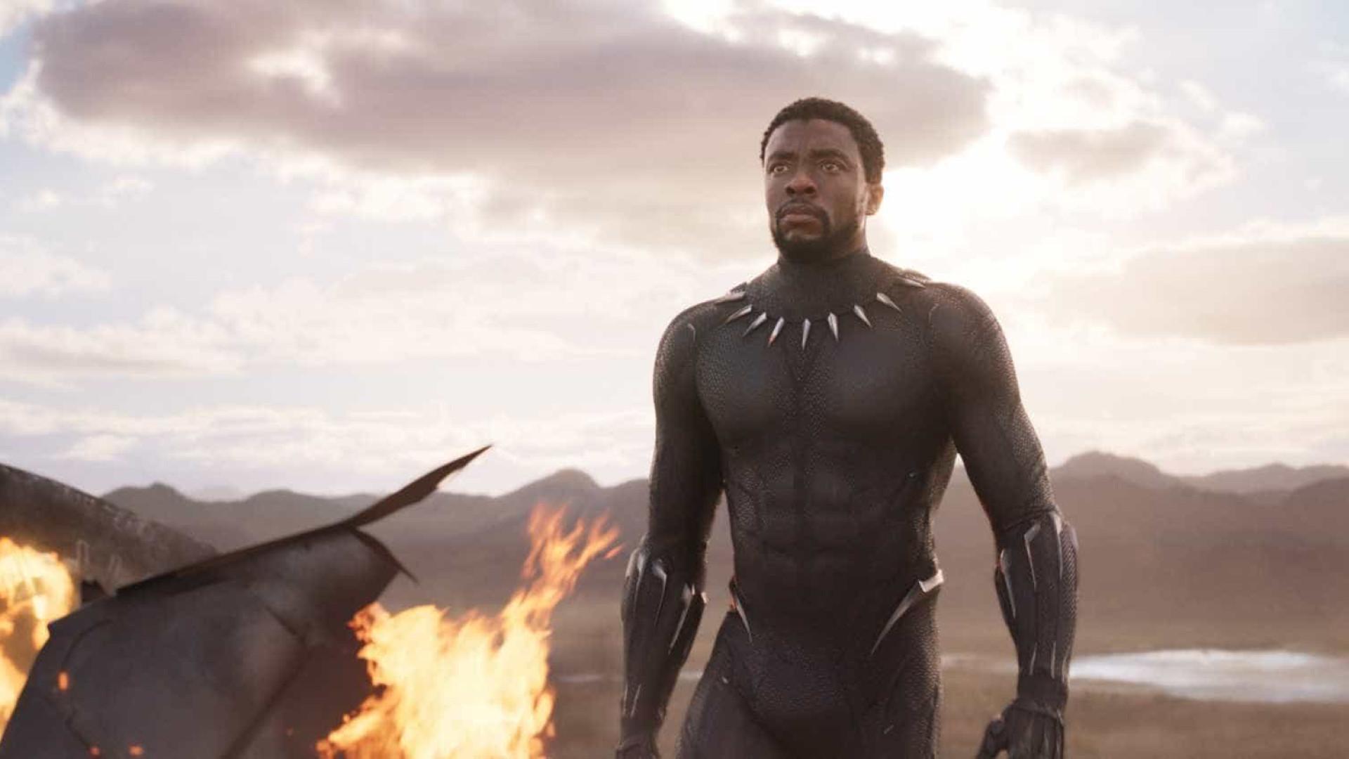 'Pantera Negra' é o 1º super-herói indicado ao Oscar de melhor filme