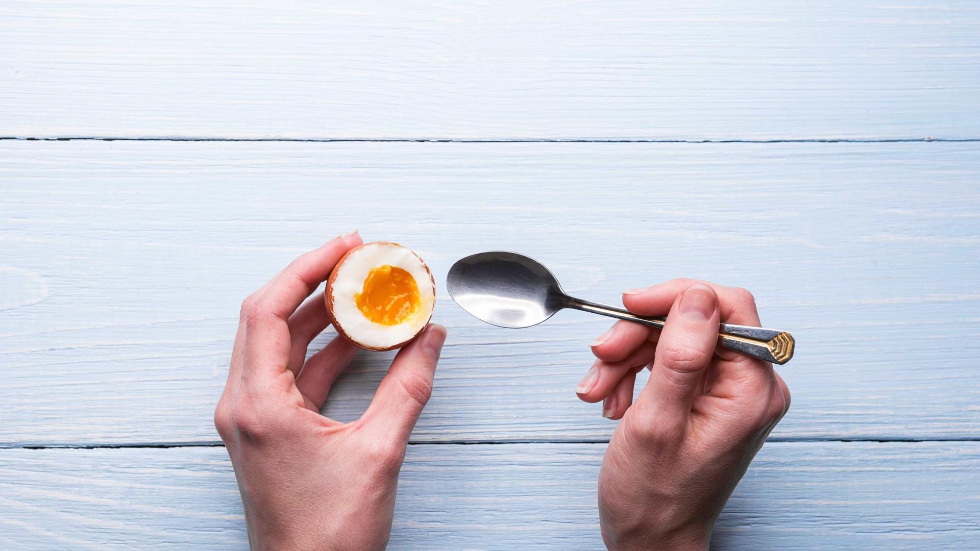 Comer ovo faz bem para os olhos; entenda