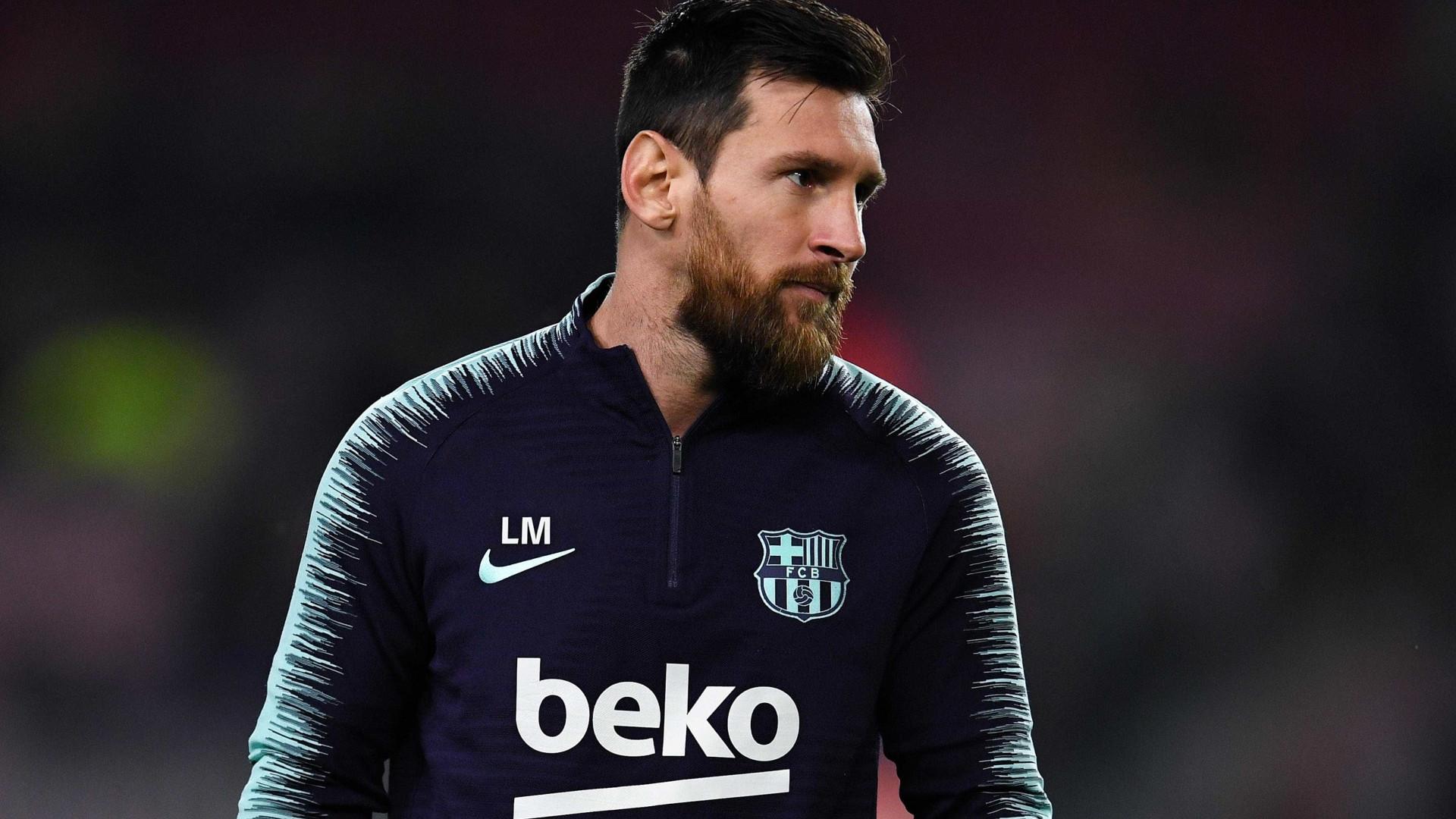 Messi faz doação de 1 milhão de euros a hospital de Barcelona