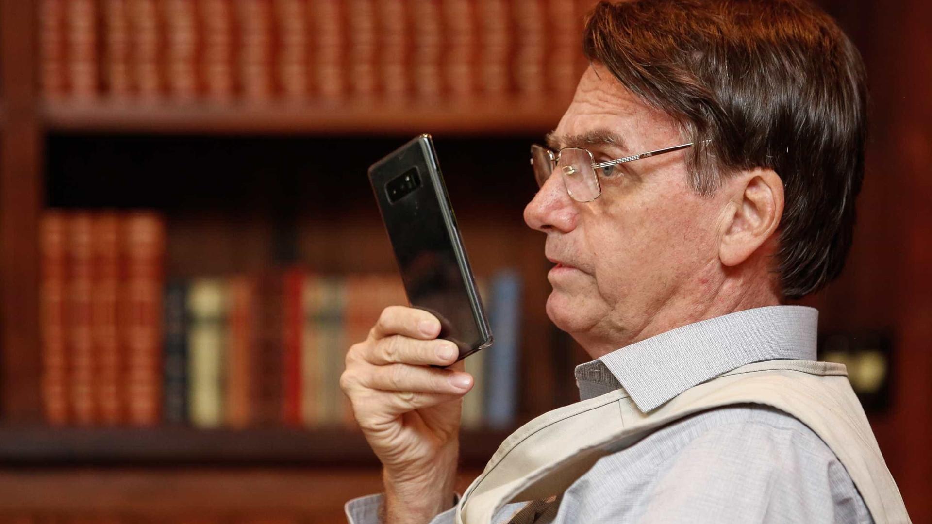 Bolsonaro diz que é difícil não se afetar diante de tantas tragédias