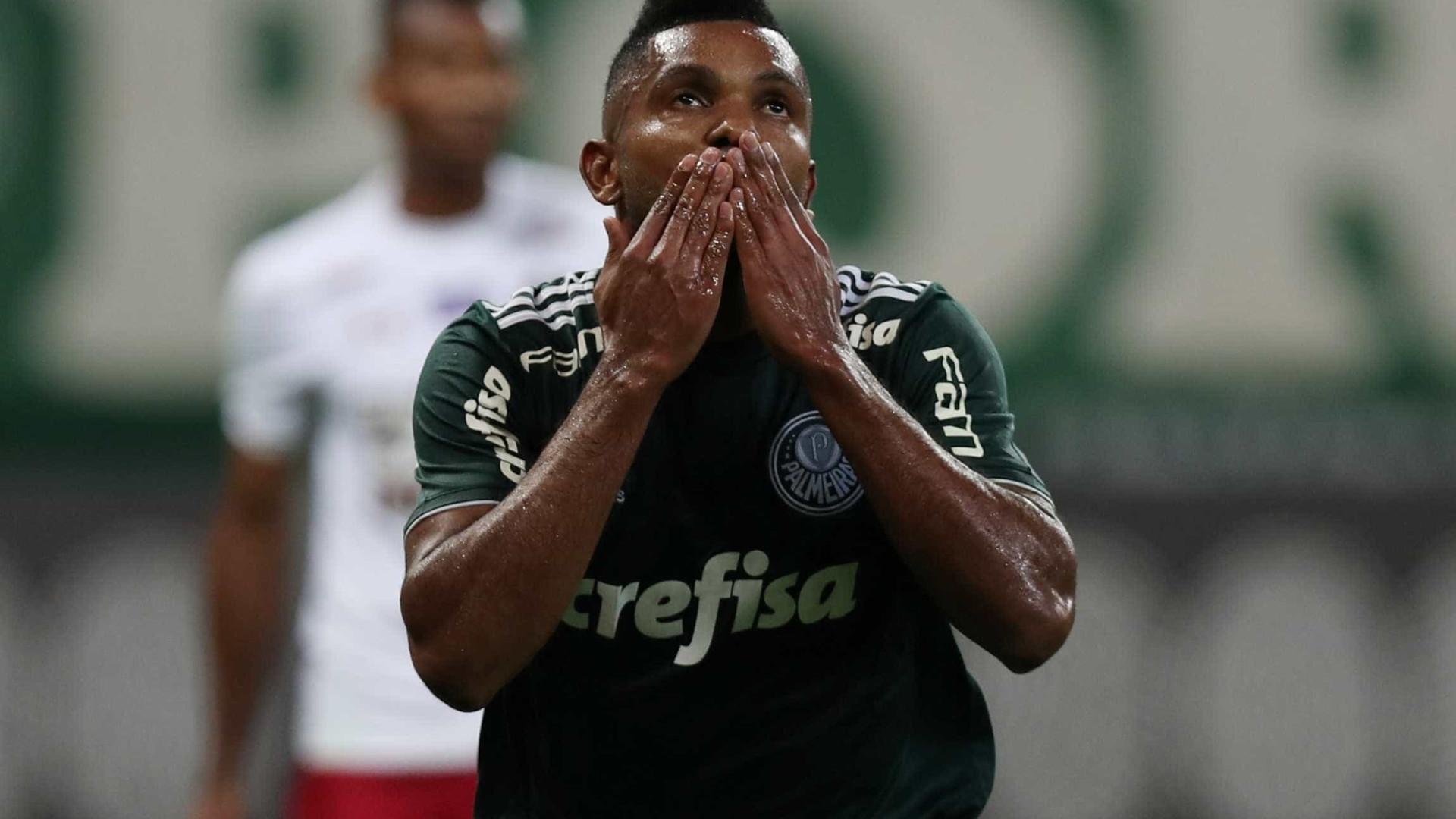 Palmeiras tem dívida de R$ 170 milhões pela contratação de atletas