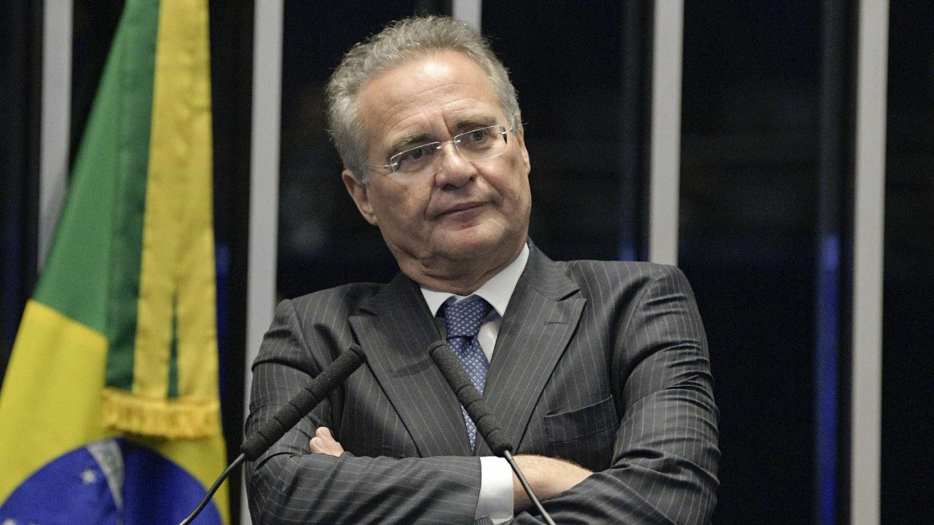 Renan Calheiros vira réu em processo no STF