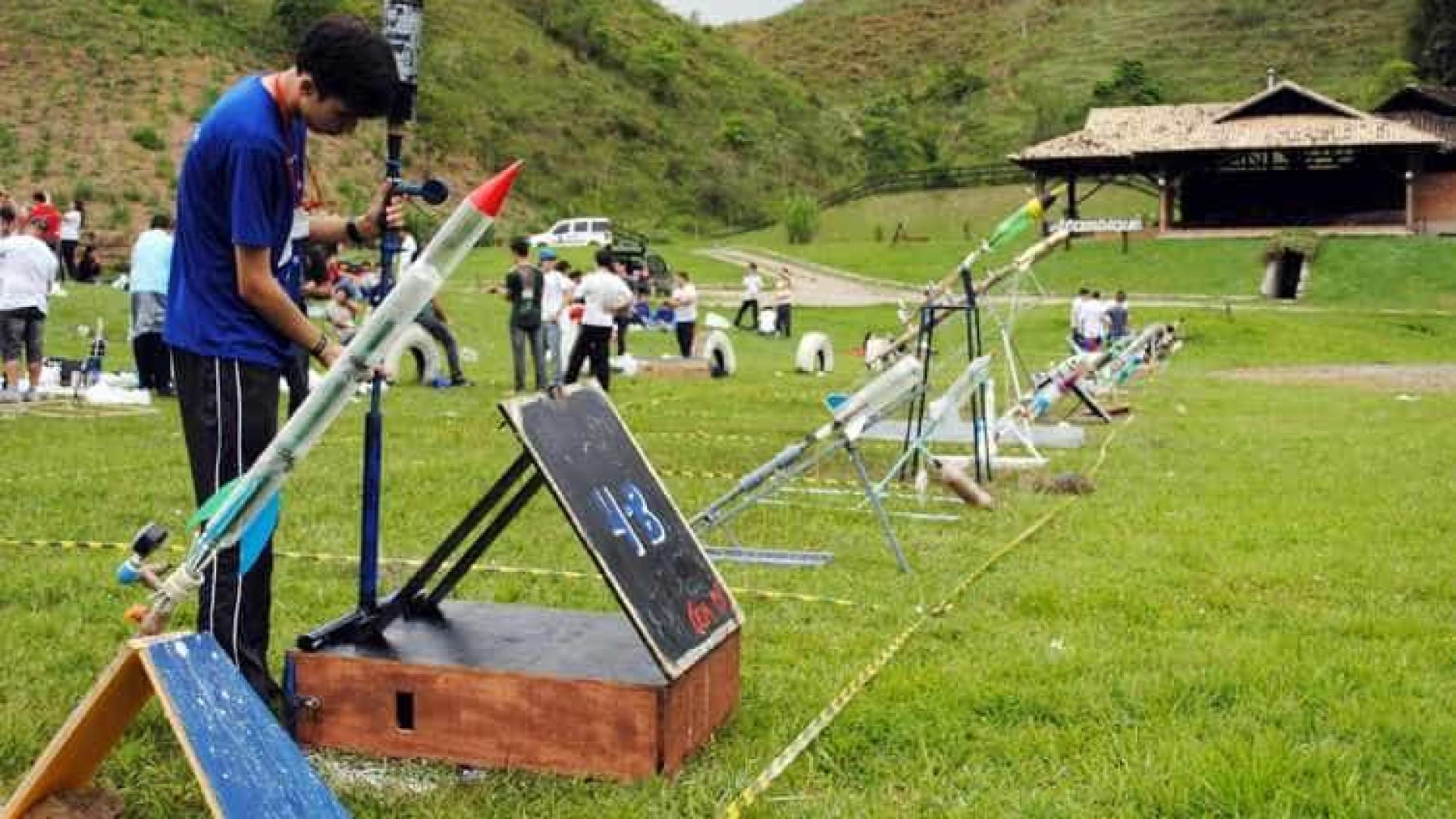 Olimpíada de Astronomia e Astronáutica atrai 150 mil estudantes