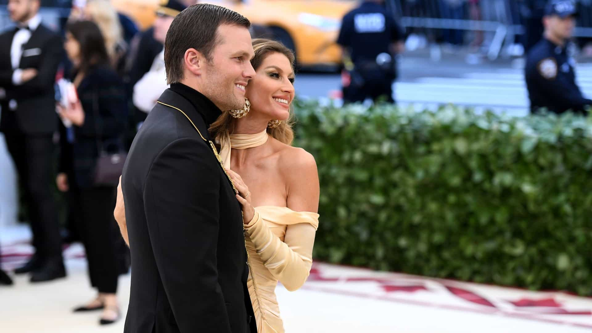 Tom Brady e Gisele Bündchen celebram 12 anos de casamento
