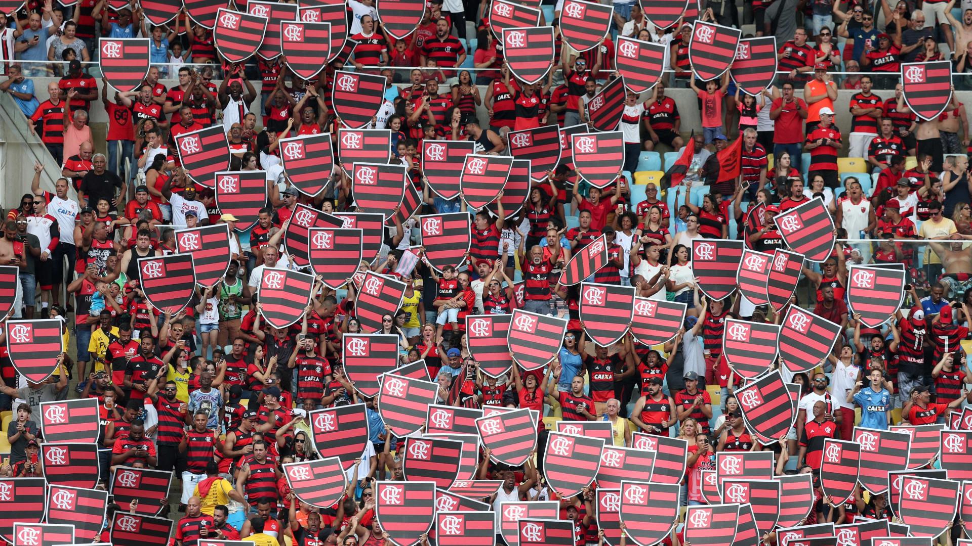 Flamengo supera Palmeiras fora de casa e 'cala' torcida única