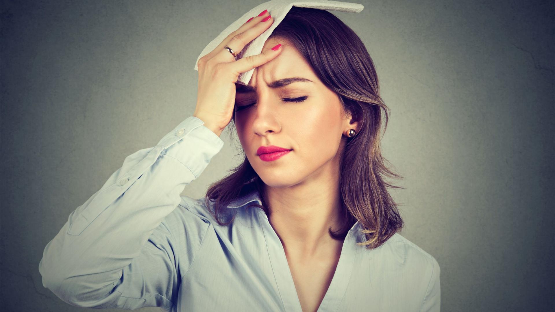 Na menopausa coma sementes de linhaça