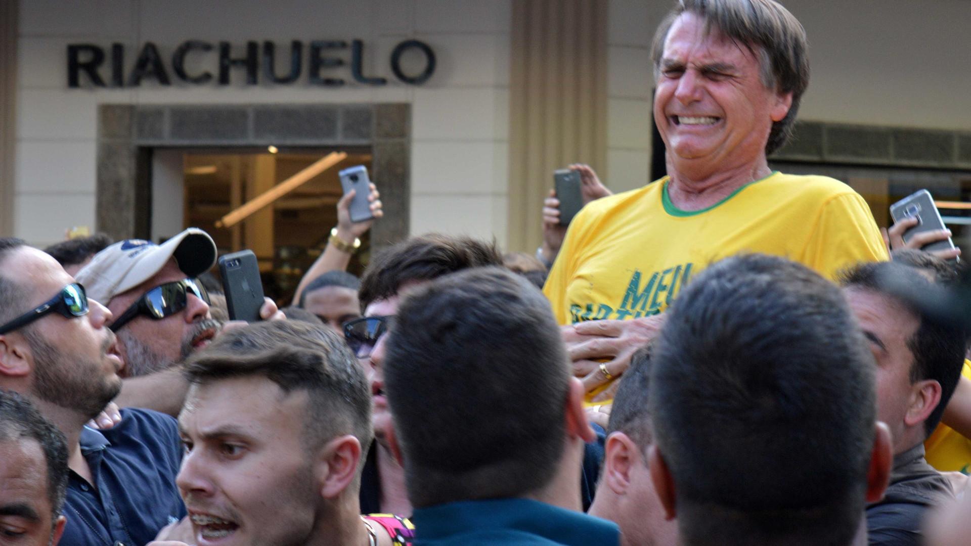 PSL oferece R$ 100 mil a quem der informação sobre ataque a Bolsonaro