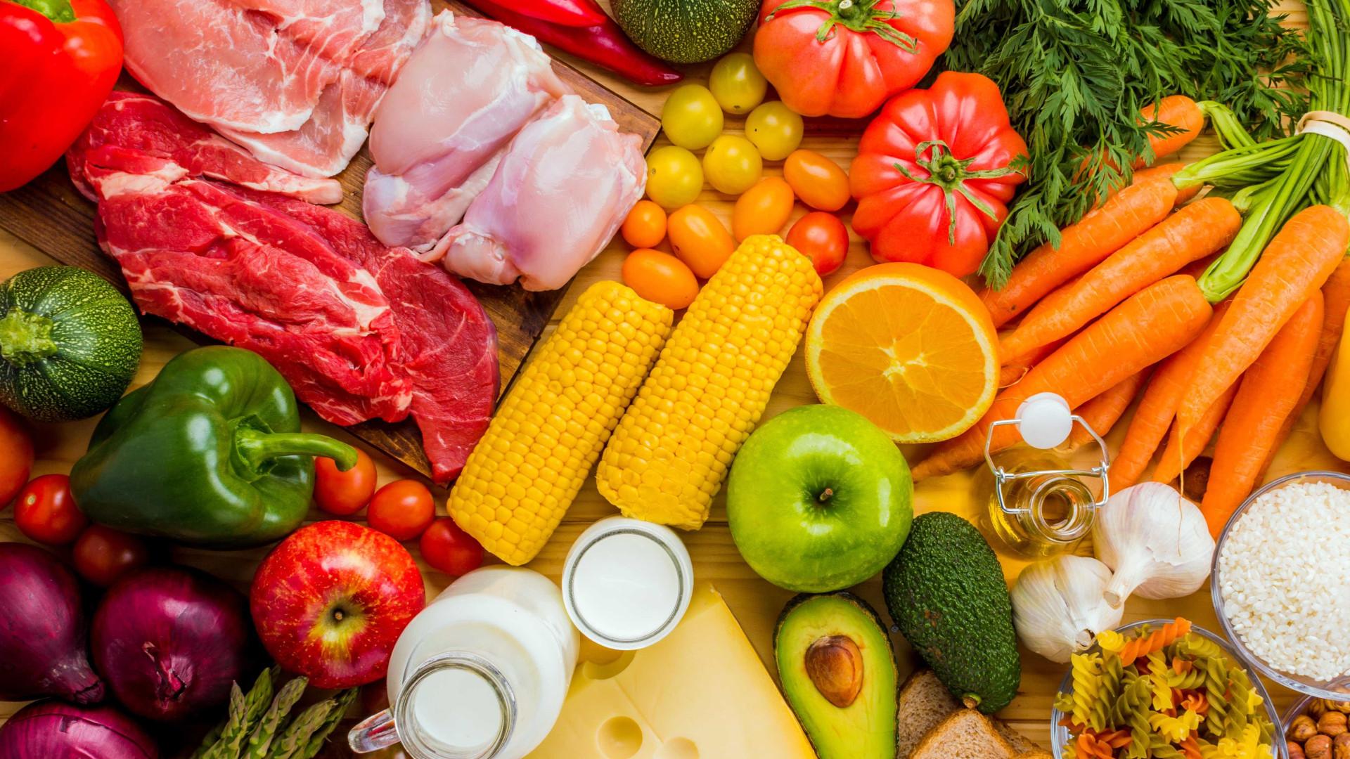 Os nutrientes que deve consumir para prevenir e tratar o envelhecimento