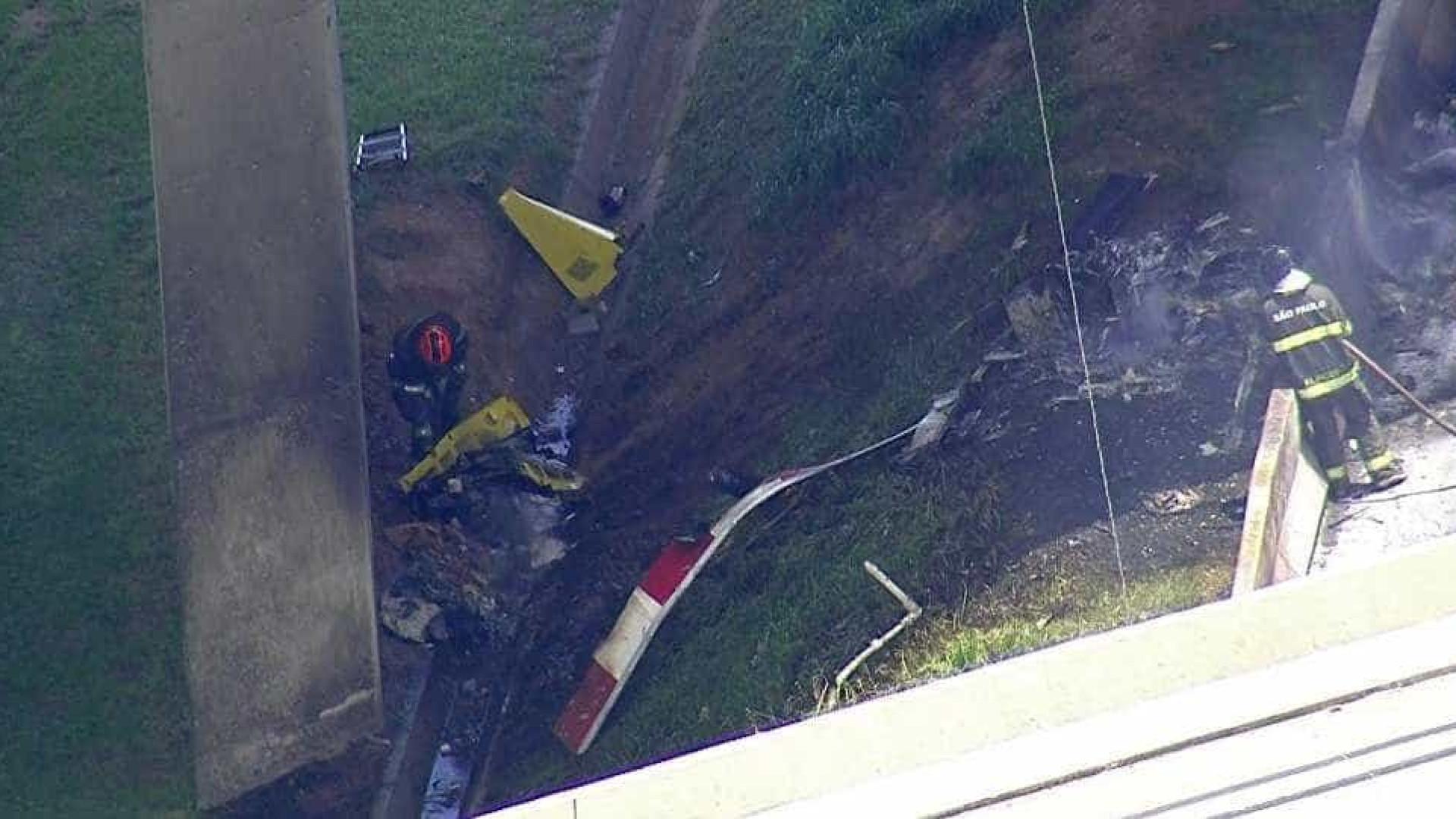 Helicóptero de Boechat teria tentado pousar, diz testemunha