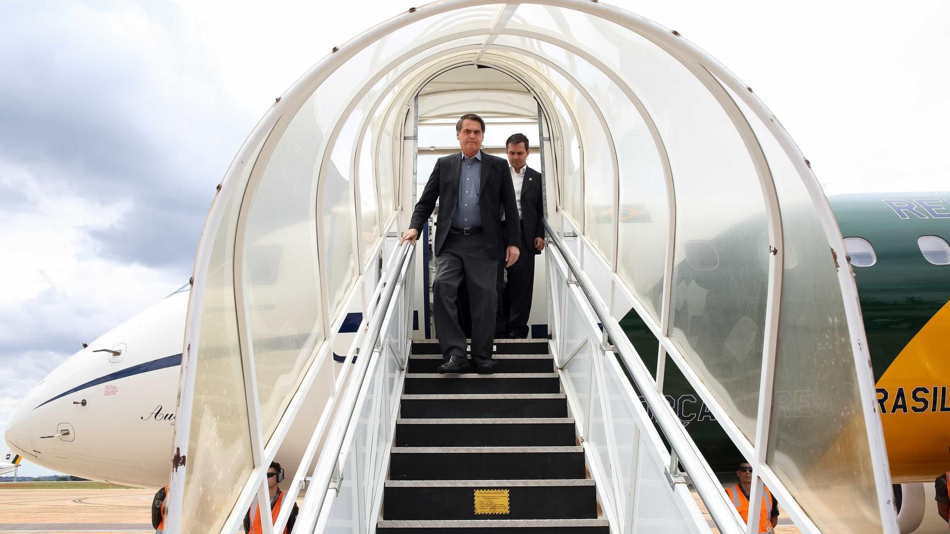 Bolsonaro viaja para Israel dia 31 de março, confirma embaixador