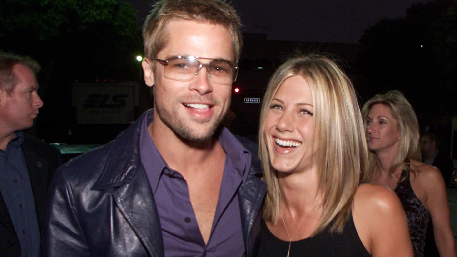 Jennifer Aniston e Brad Pitt vão trabalhar juntos após 19 anos