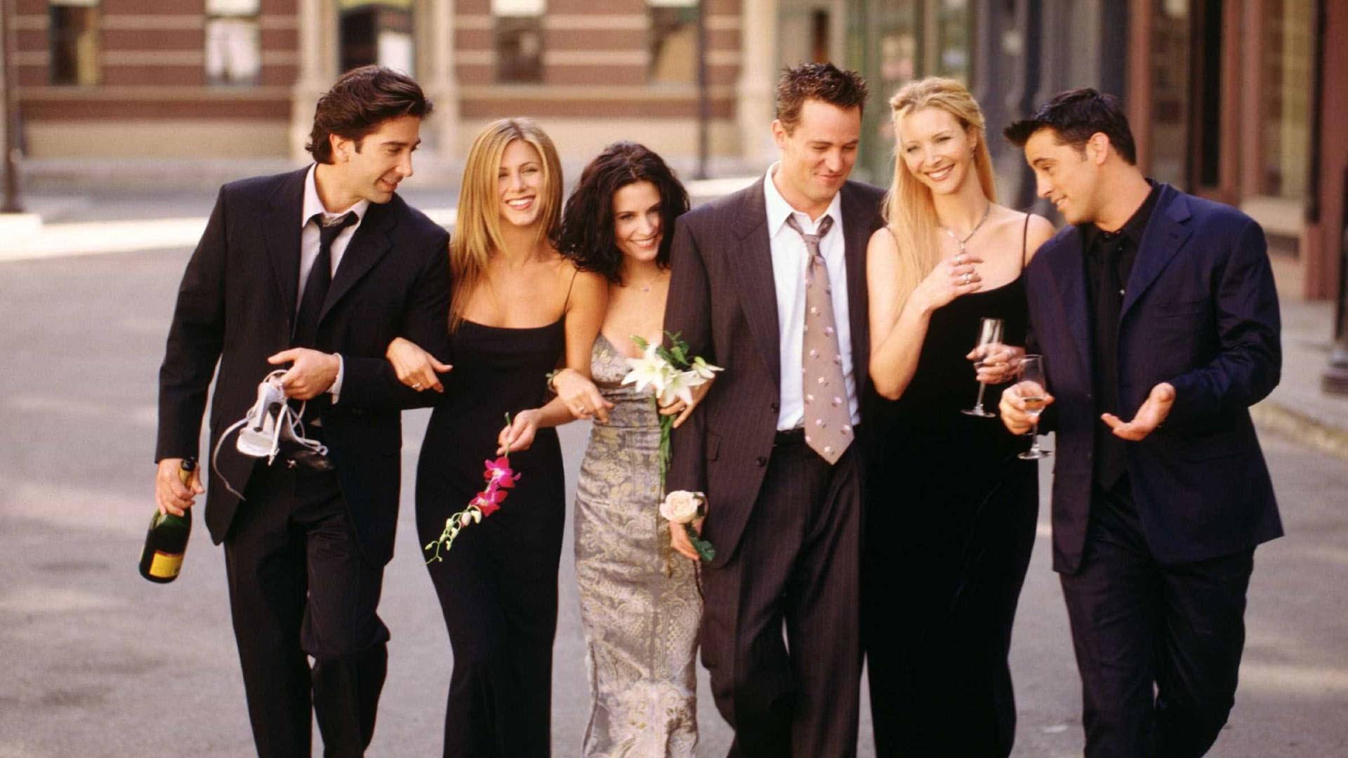 Elenco de Friends sabia de problemas de Matthew Perry