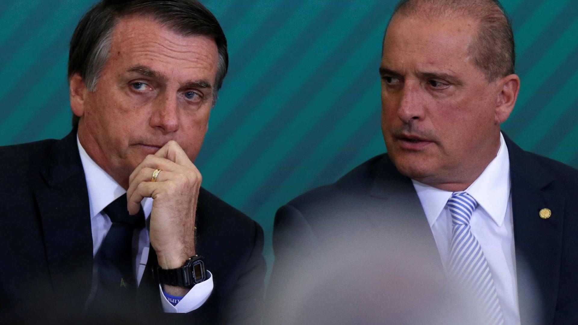 Governo fará estudos para privatizar Petrobras, diz Onyx