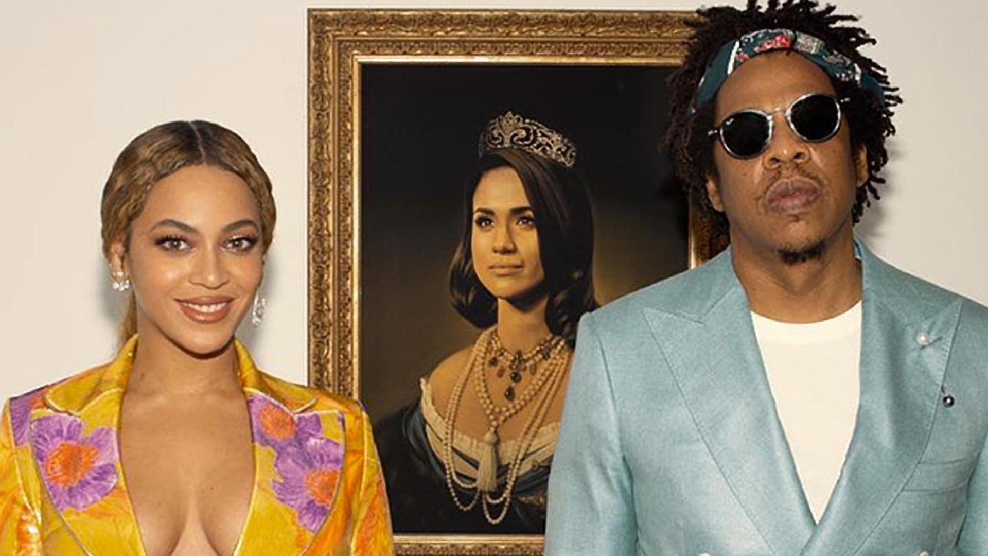 Obrigada por sua coragem', diz Beyoncé em apoio a Meghan Markle após entrevista com Oprah