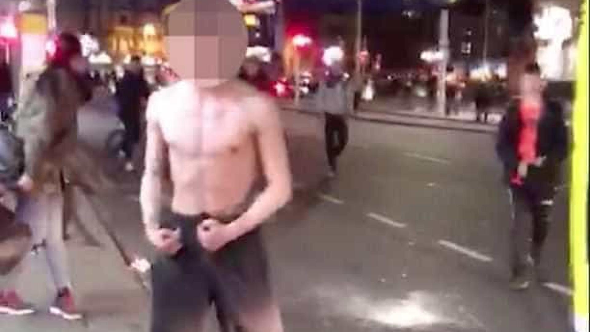 Entregadores brasileiros são agredidos durante o trabalho na Irlanda