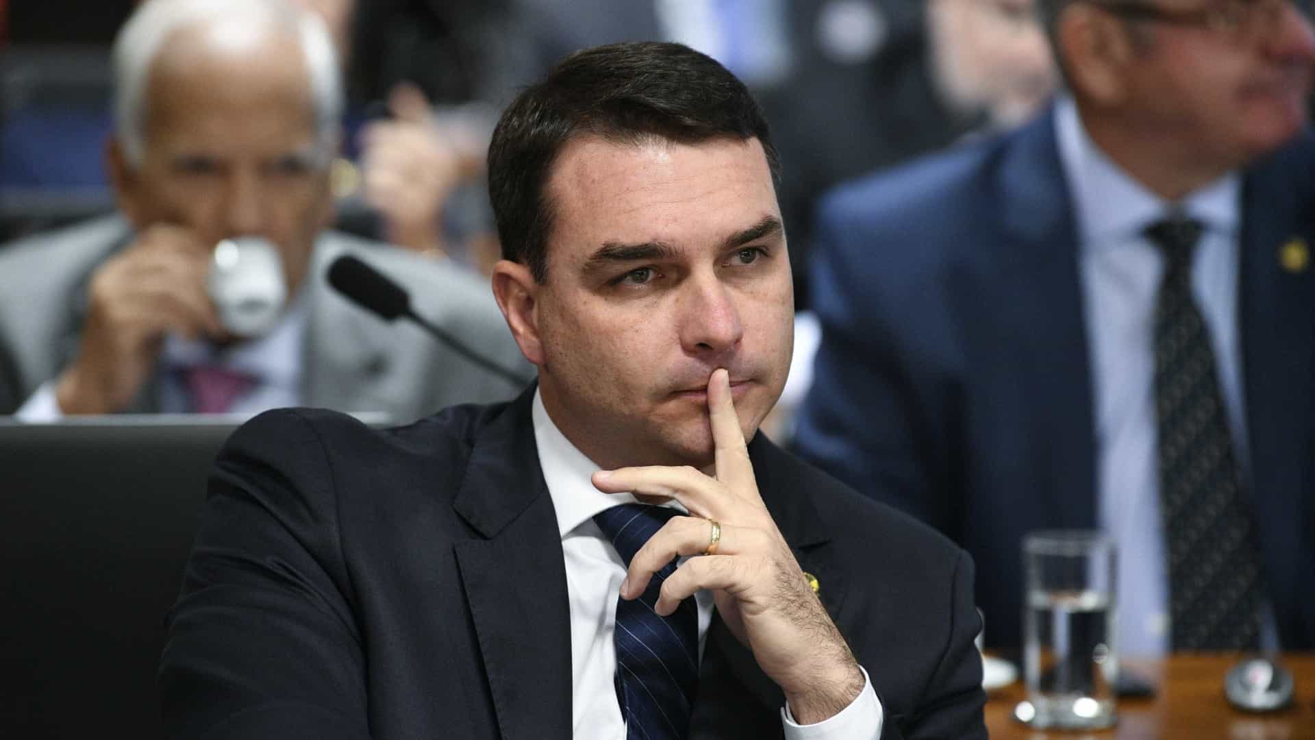 Justiça nega pedido de Flávio Bolsonaro para suspender quebra de sigilo