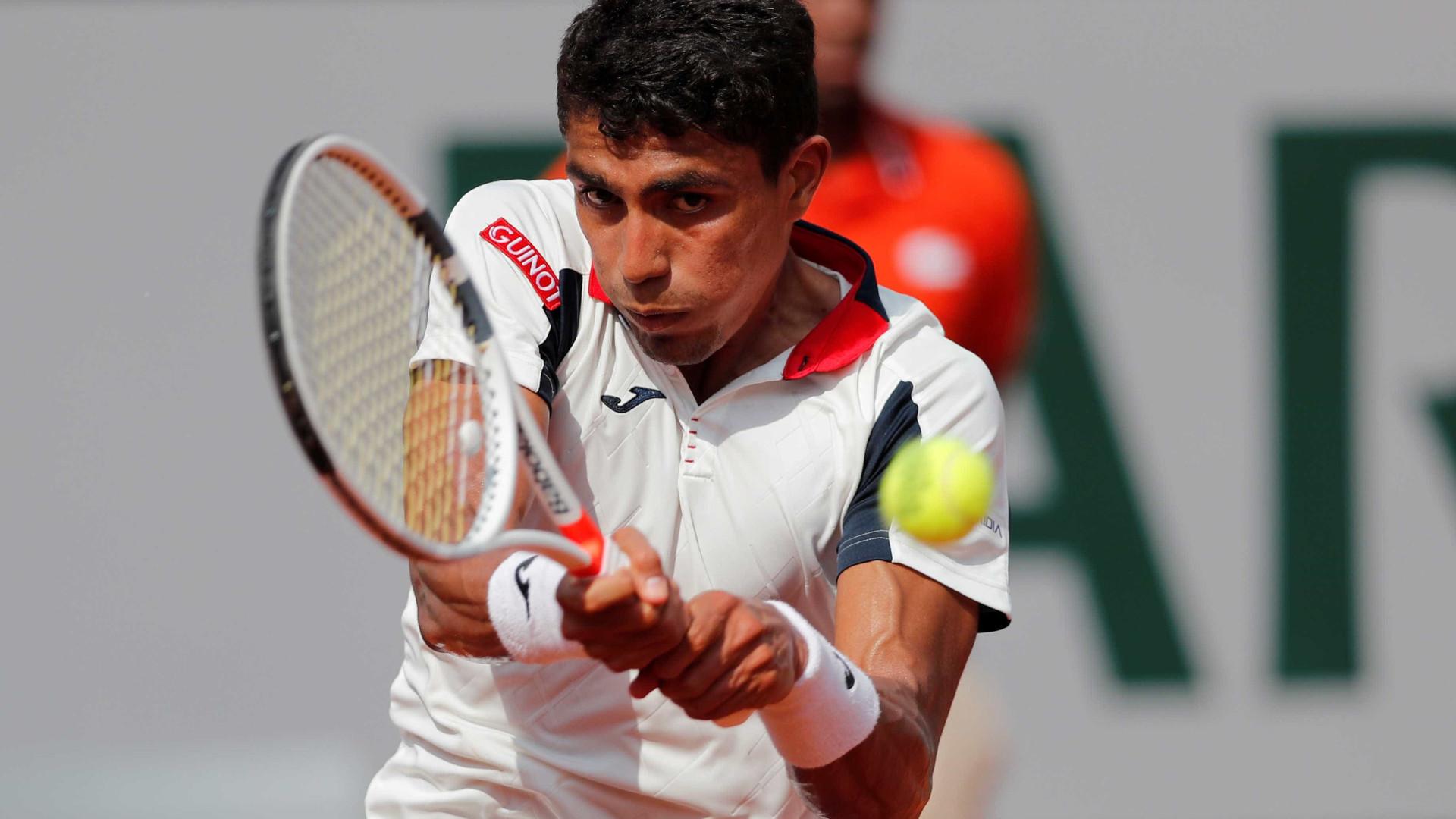 Thiago Monteiro encara canadense na estreia em Wimbledon