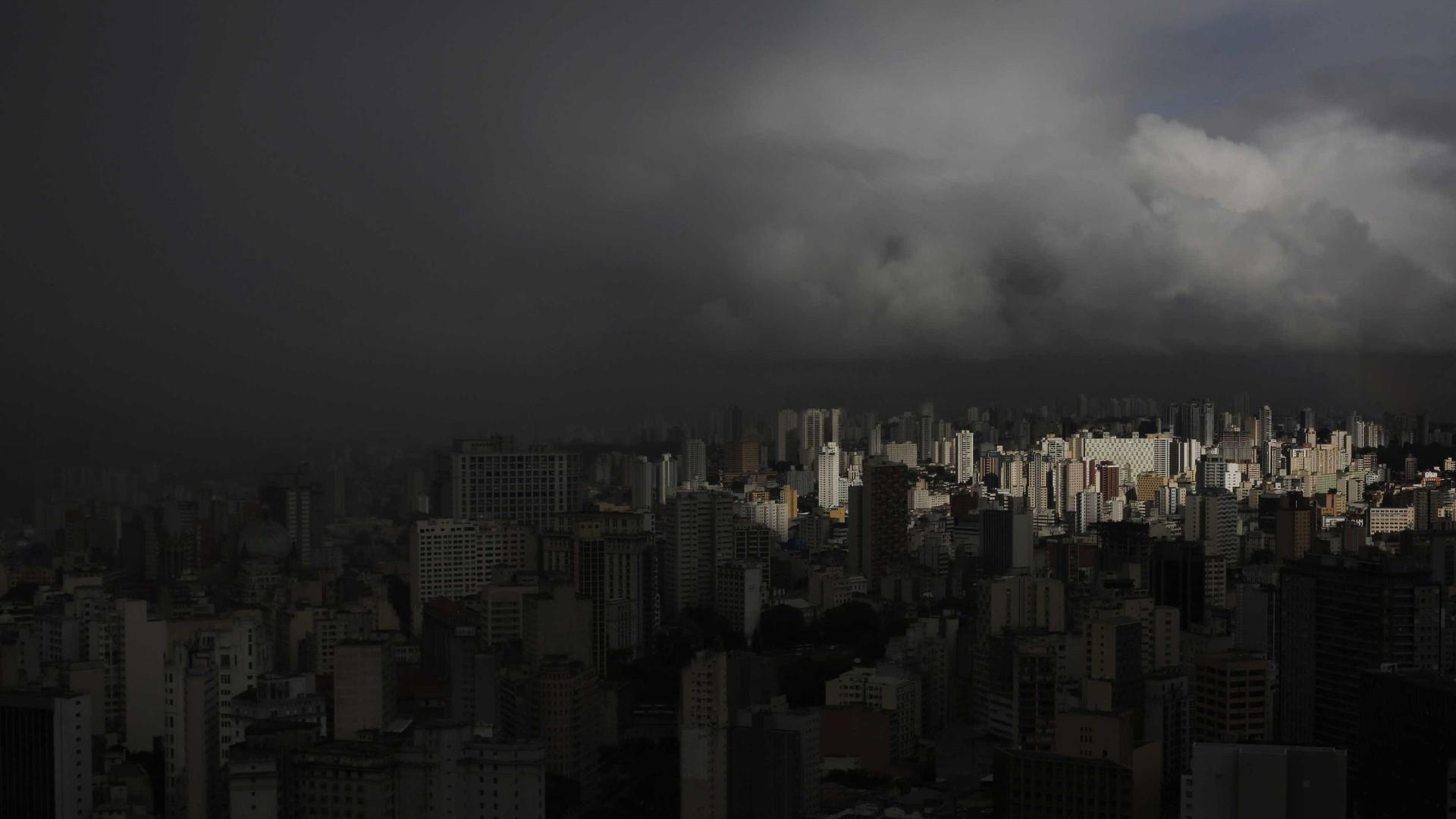 Chuva deve voltar à Grande São Paulo na noite desta sexta-feira